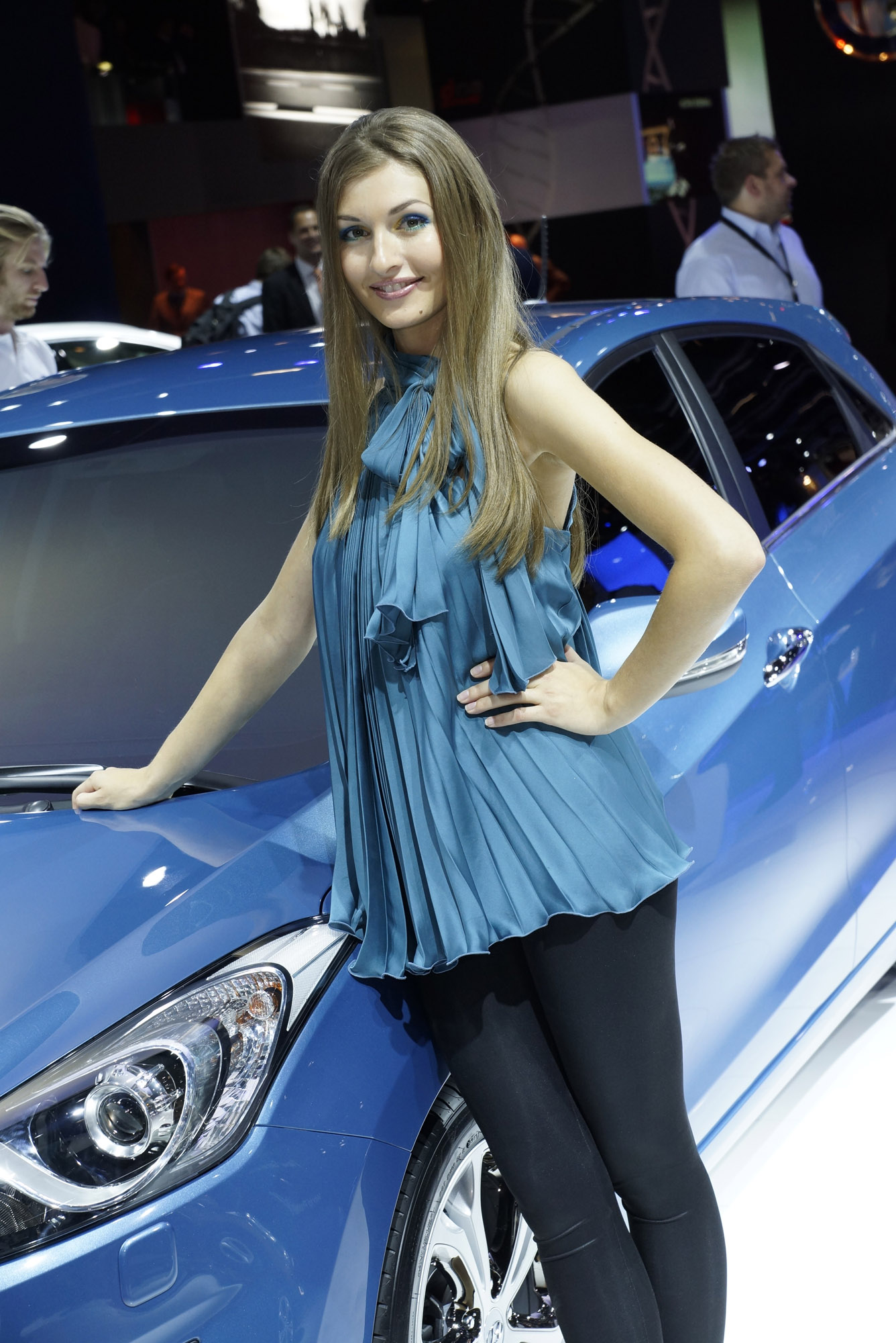 Frankfurt Motor Show Girls Picture 58751