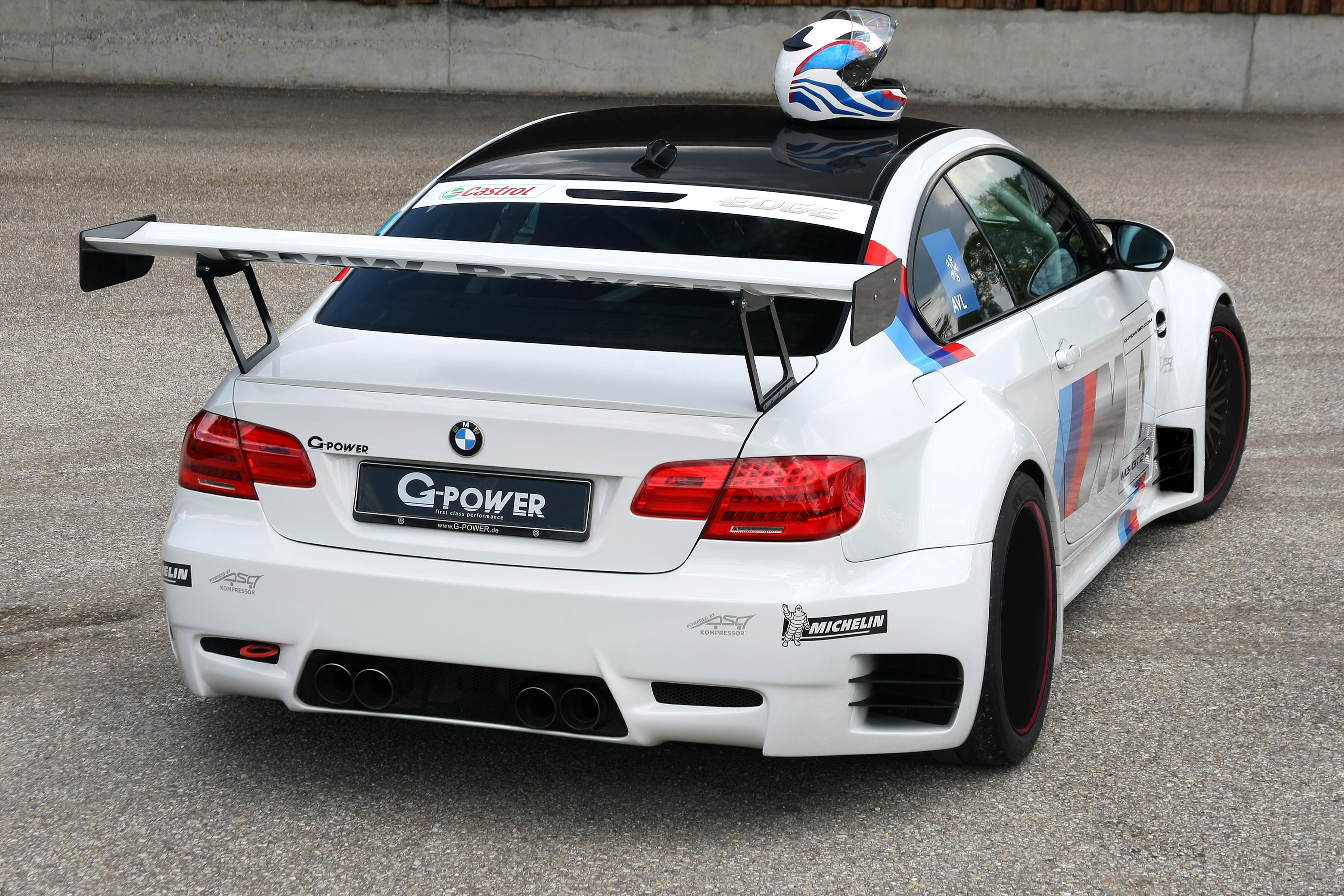 G Power Bmw E92 M3 Gt2 R 720hp And 700nm