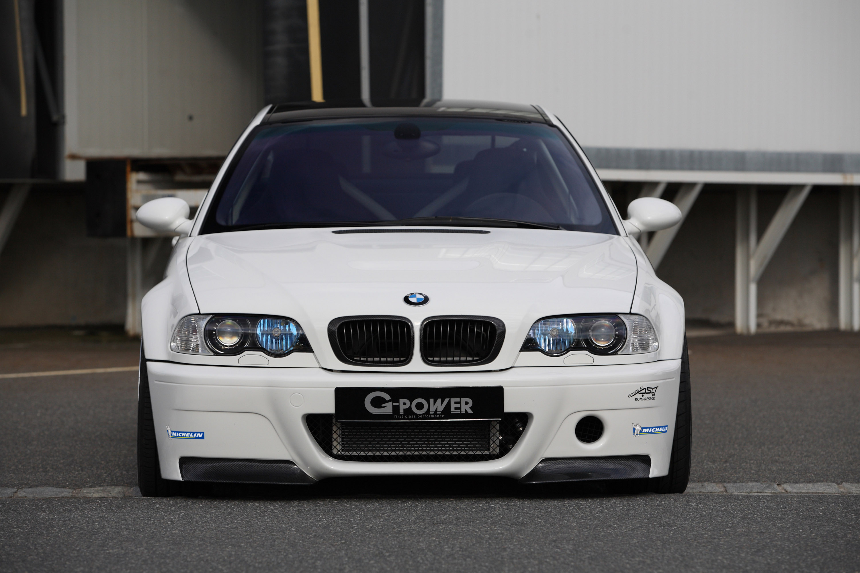 bmw m3 e46 with 450hp by g power. Black Bedroom Furniture Sets. Home Design Ideas