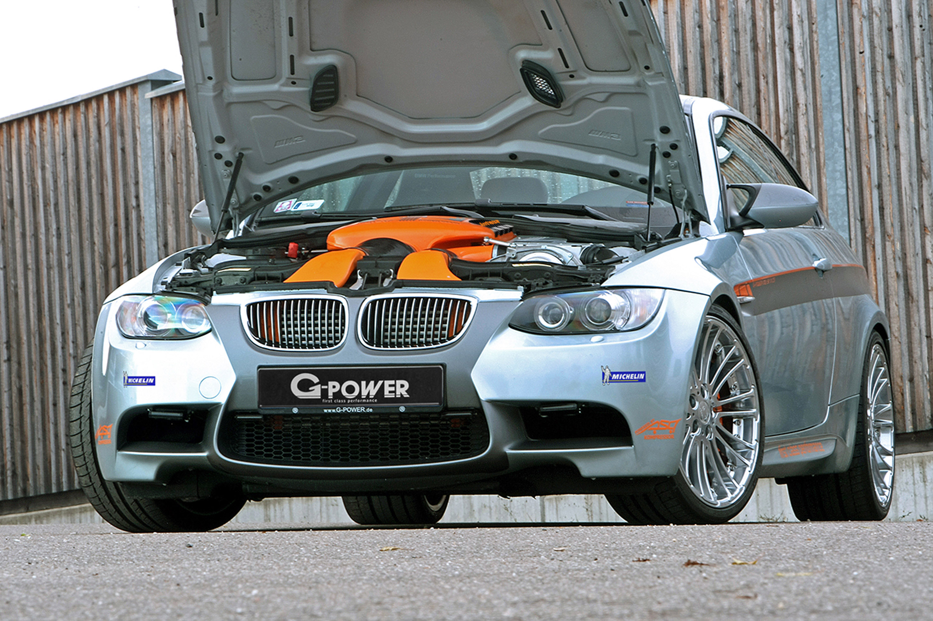... G-Power BMW M3 E92 Hurricane 337 Edition, ...