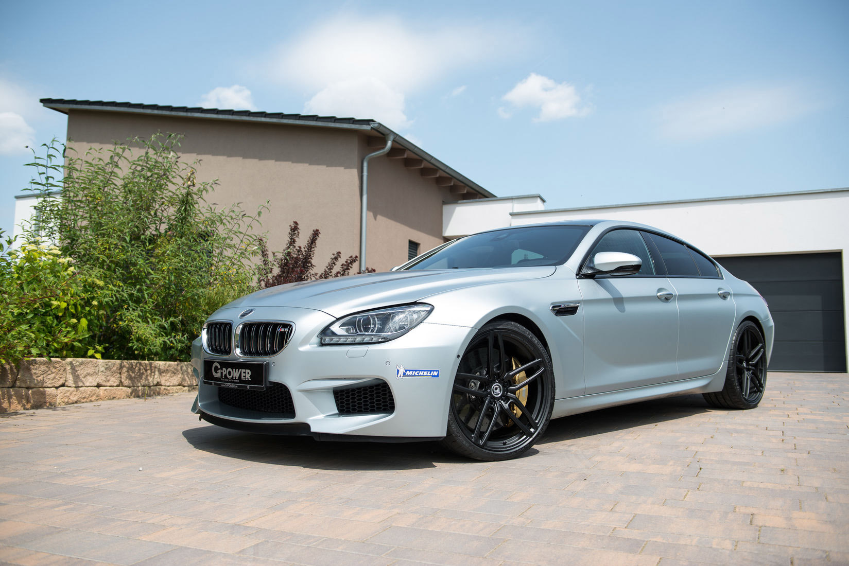 g power introduces the mighty bmw m6 f06 gran coupe. Black Bedroom Furniture Sets. Home Design Ideas