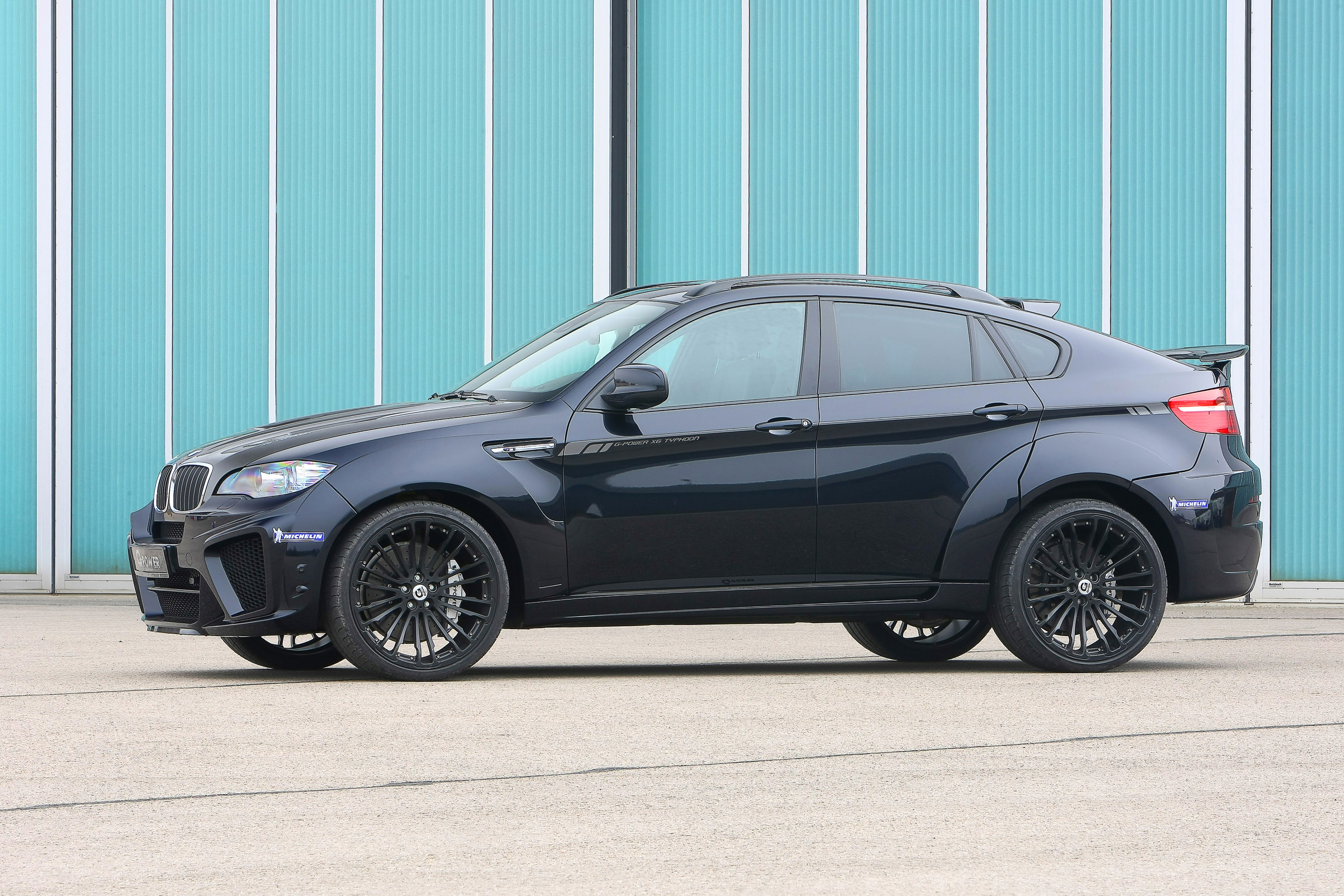 G Power Bmw X6 M Typhoon Wide Body