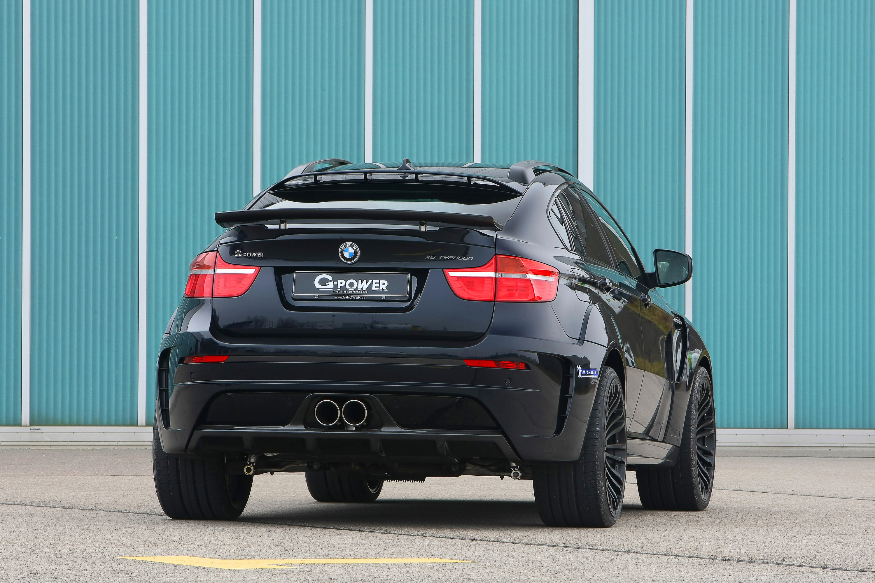 G Power Bmw X6 M Typhoon Wide Body Picture 61507