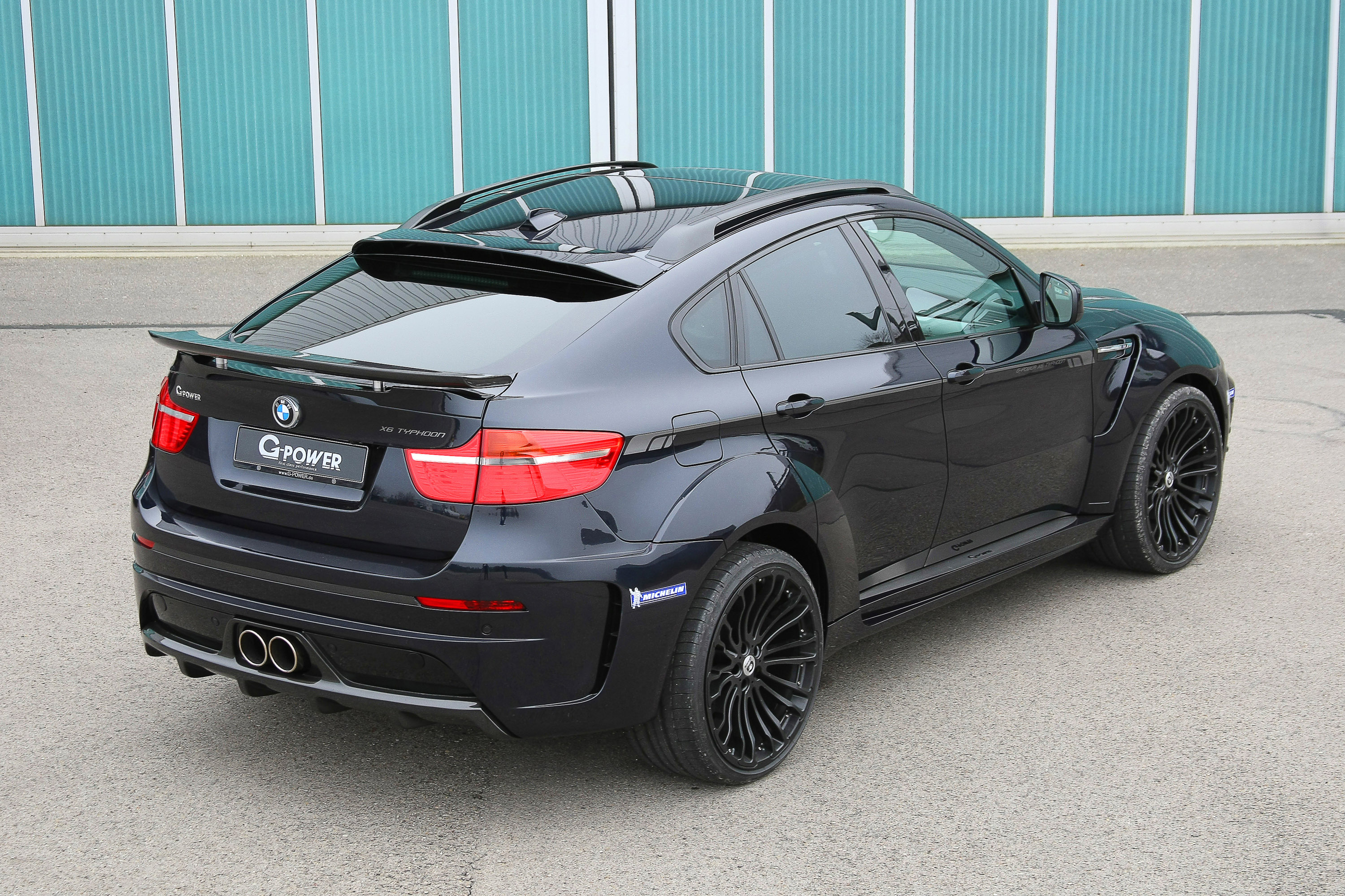 G-POWER BMW X6 M Typhoon Wide Body - Picture 61510