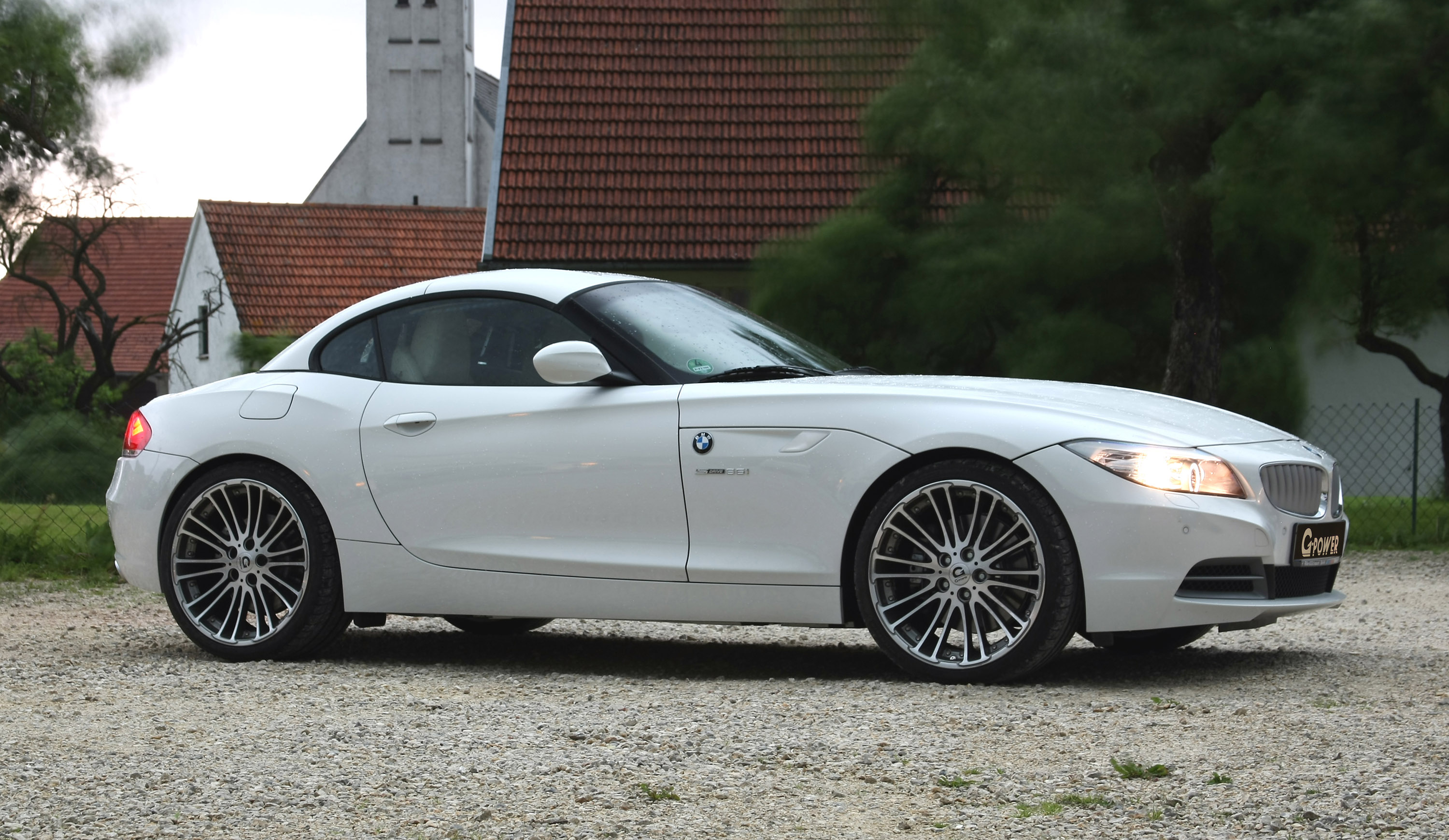 Bmw Z4 E89 Customized By G Power