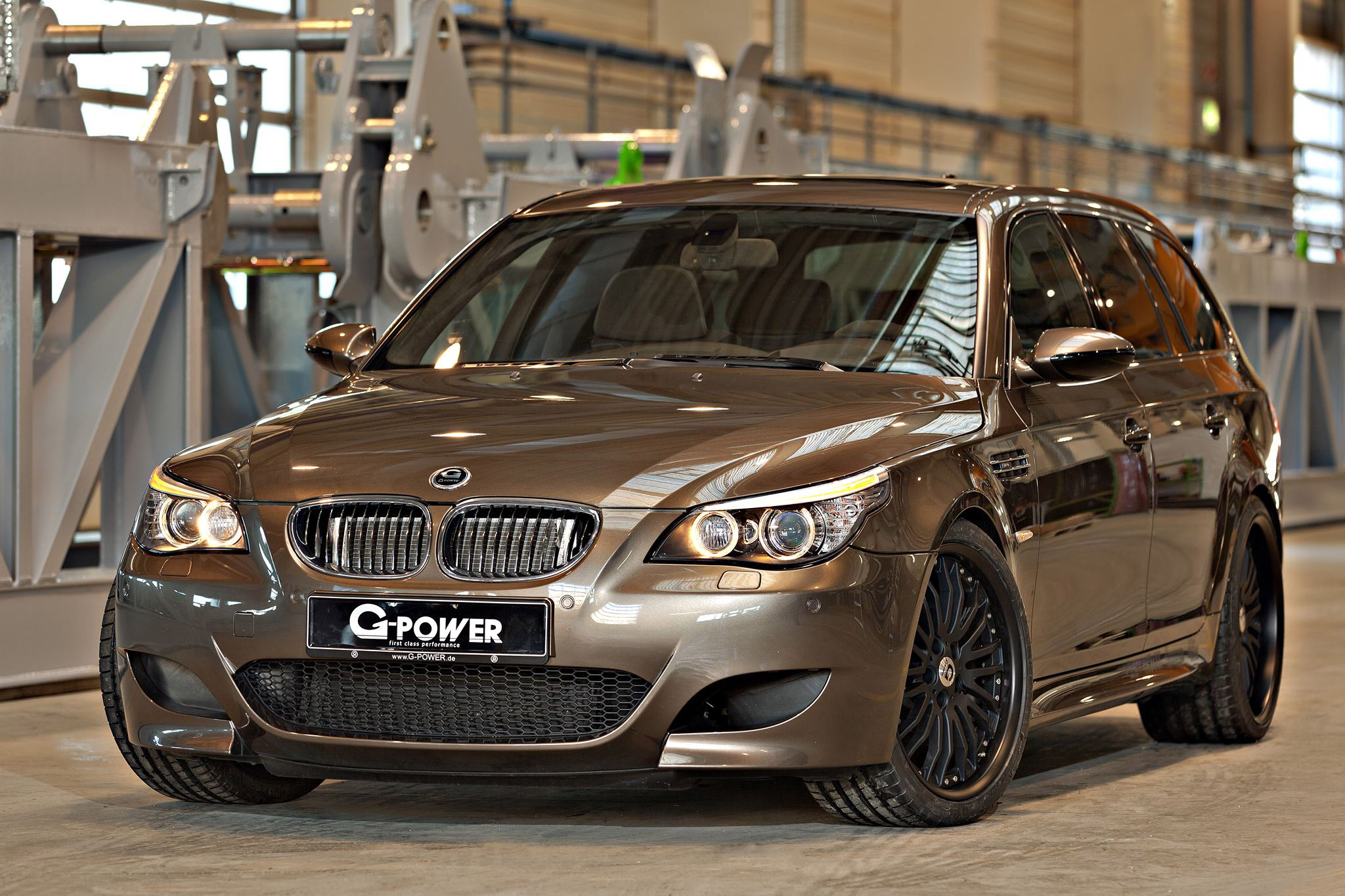 g power hurricane rr bmw m5 e61 touring 820hp and 790nm. Black Bedroom Furniture Sets. Home Design Ideas