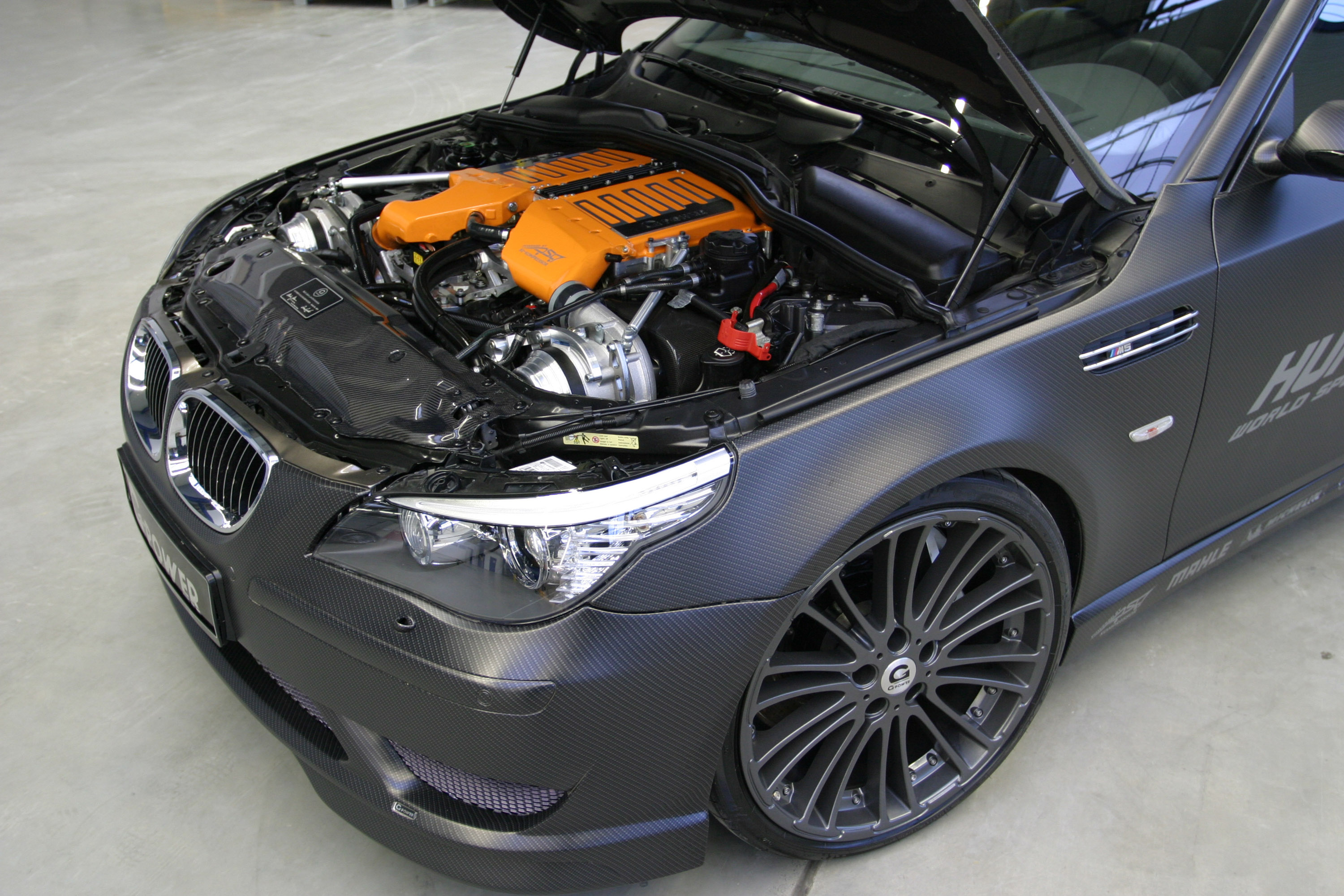 g power bmw m5 hurricane rs hd video top speed 357 km h. Black Bedroom Furniture Sets. Home Design Ideas