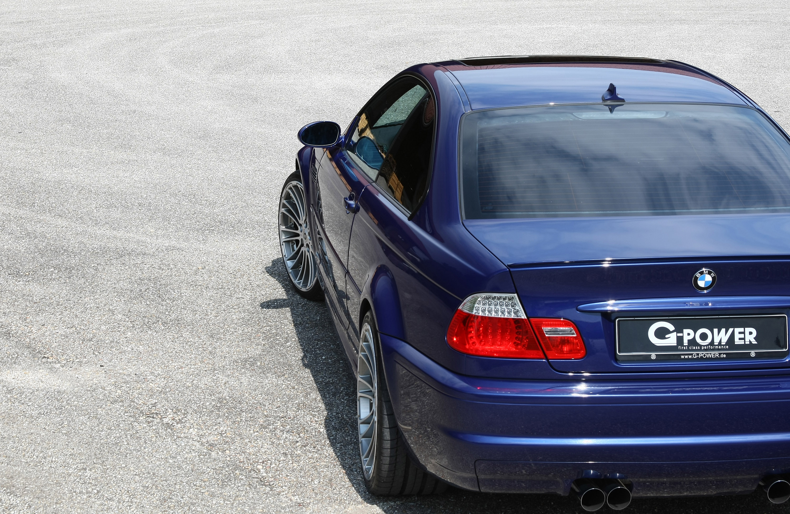 G Power Made The Old M3 Quicker Than The New M3