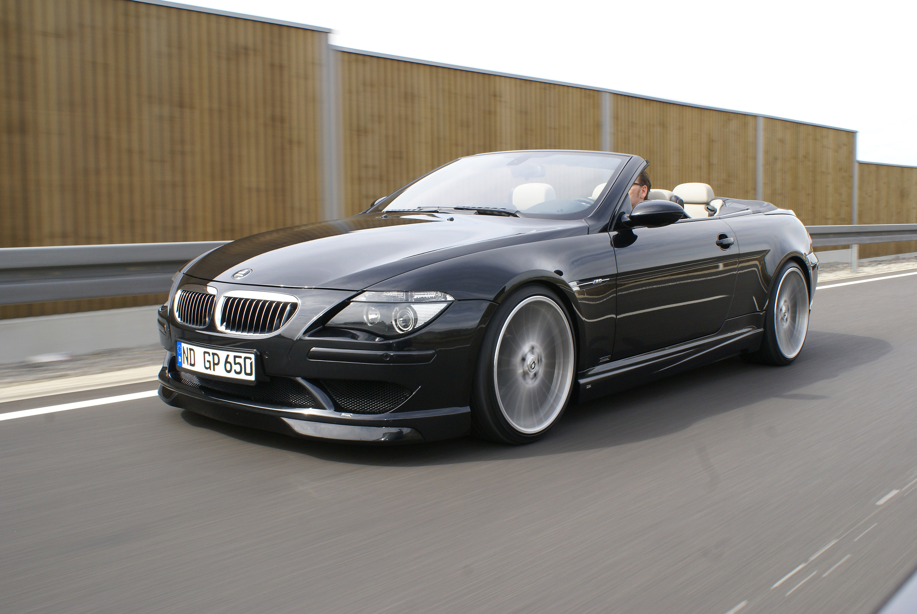 G Power Bmw M6 Hurricane Convertible Picture 17451