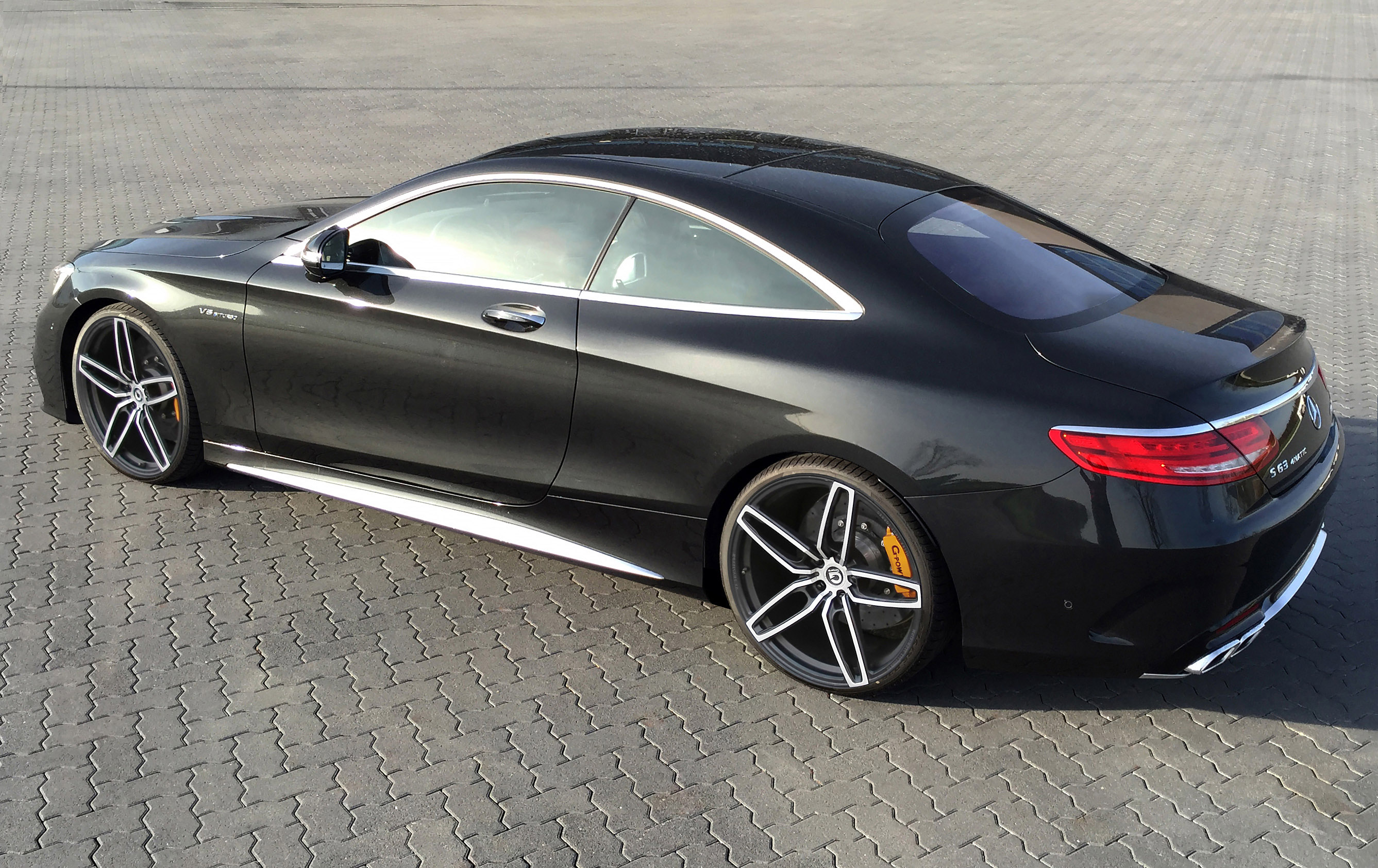 G Power Mercedes Benz S63 Amg Coupe C217 Picture 114776
