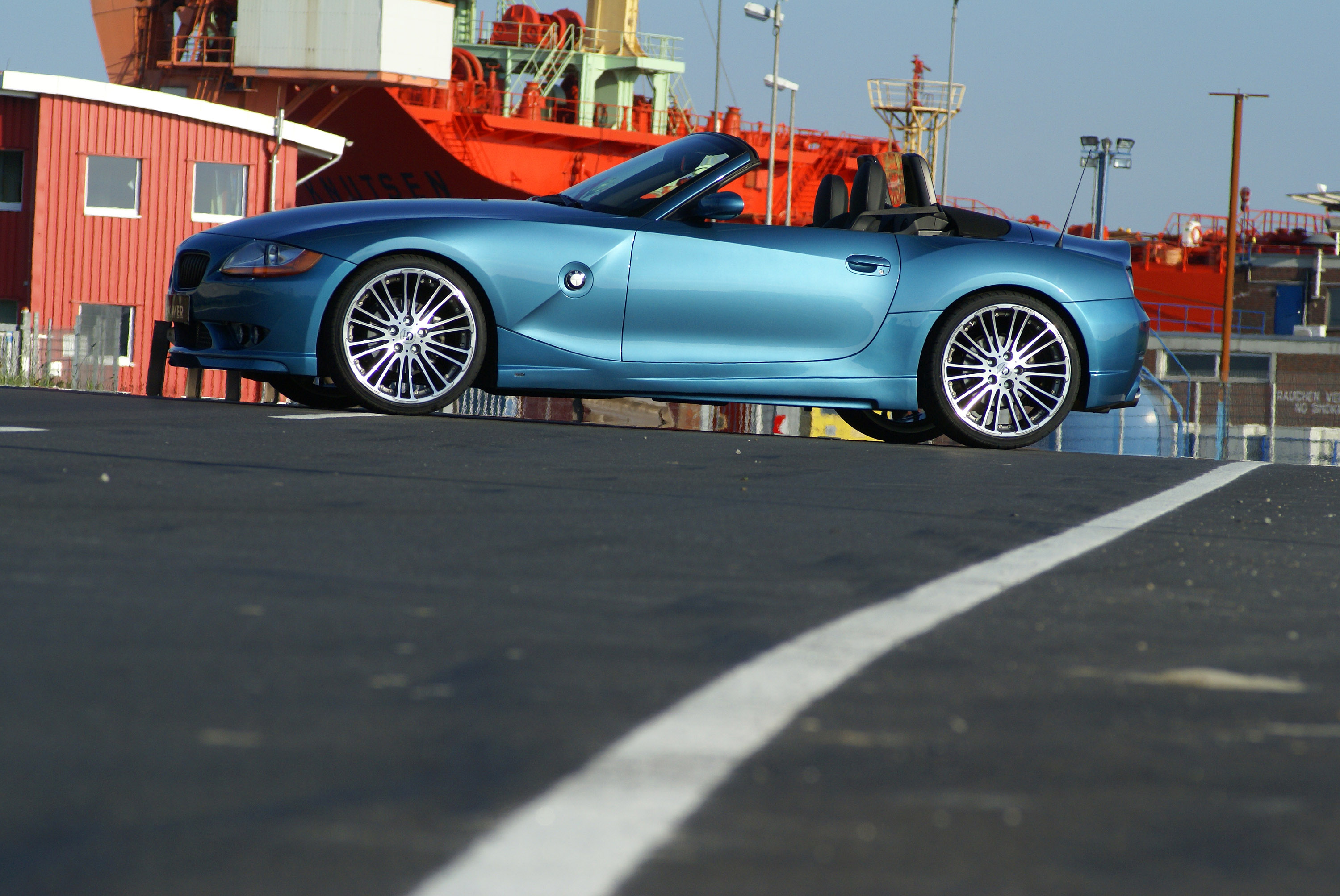 G-POWER tuning kit for the BMW 6-cylinder M54 engine