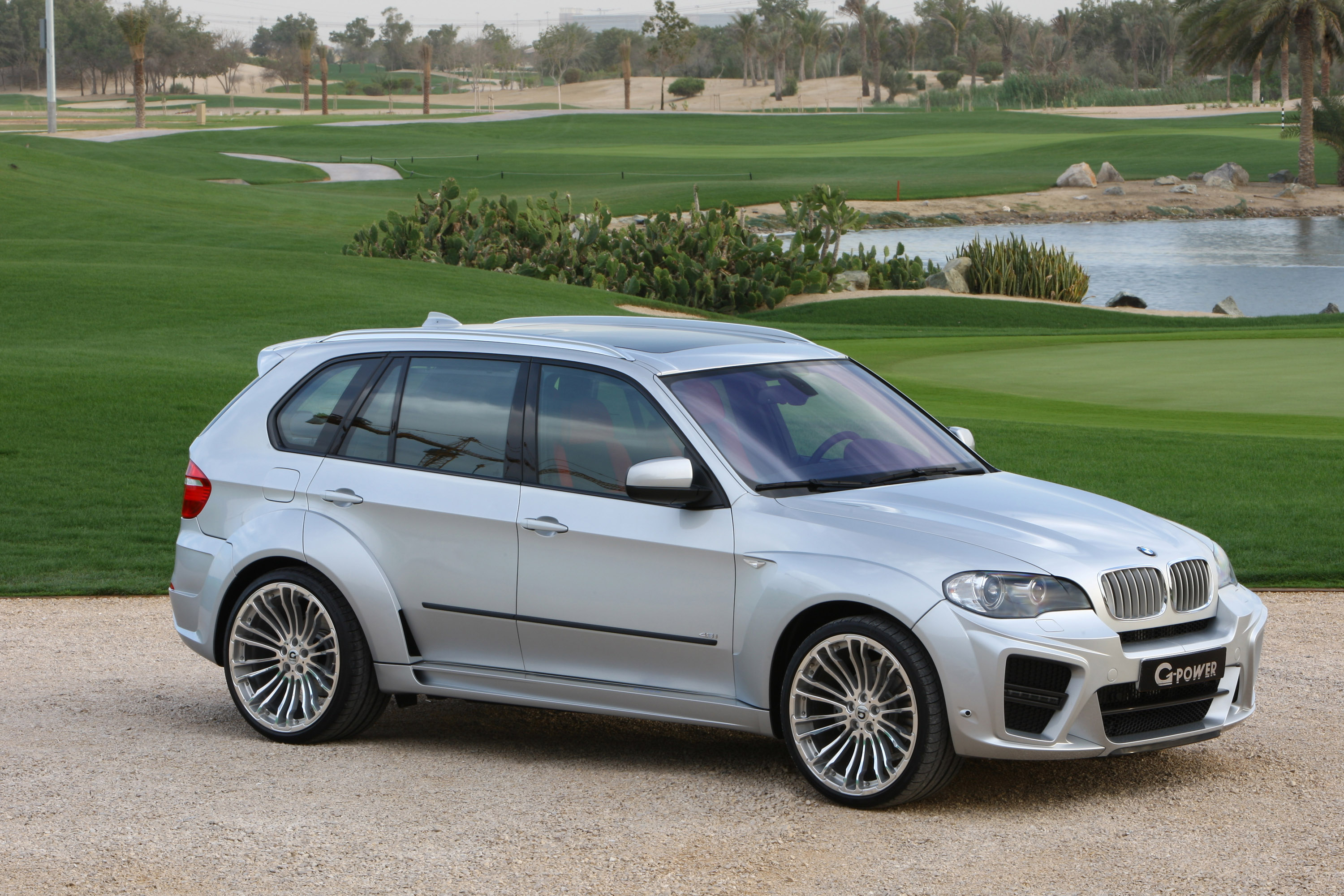 G Power Typhoon Bmw X5 Picture 17503
