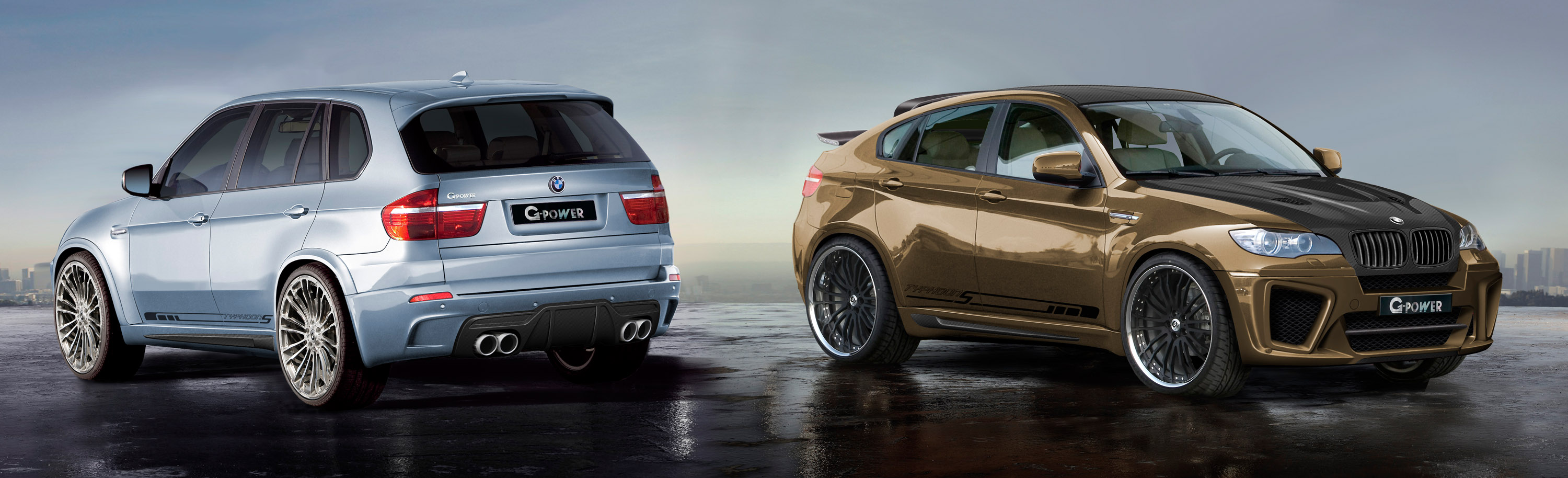G Power Retrofits The Bmw X5 M And X6 M