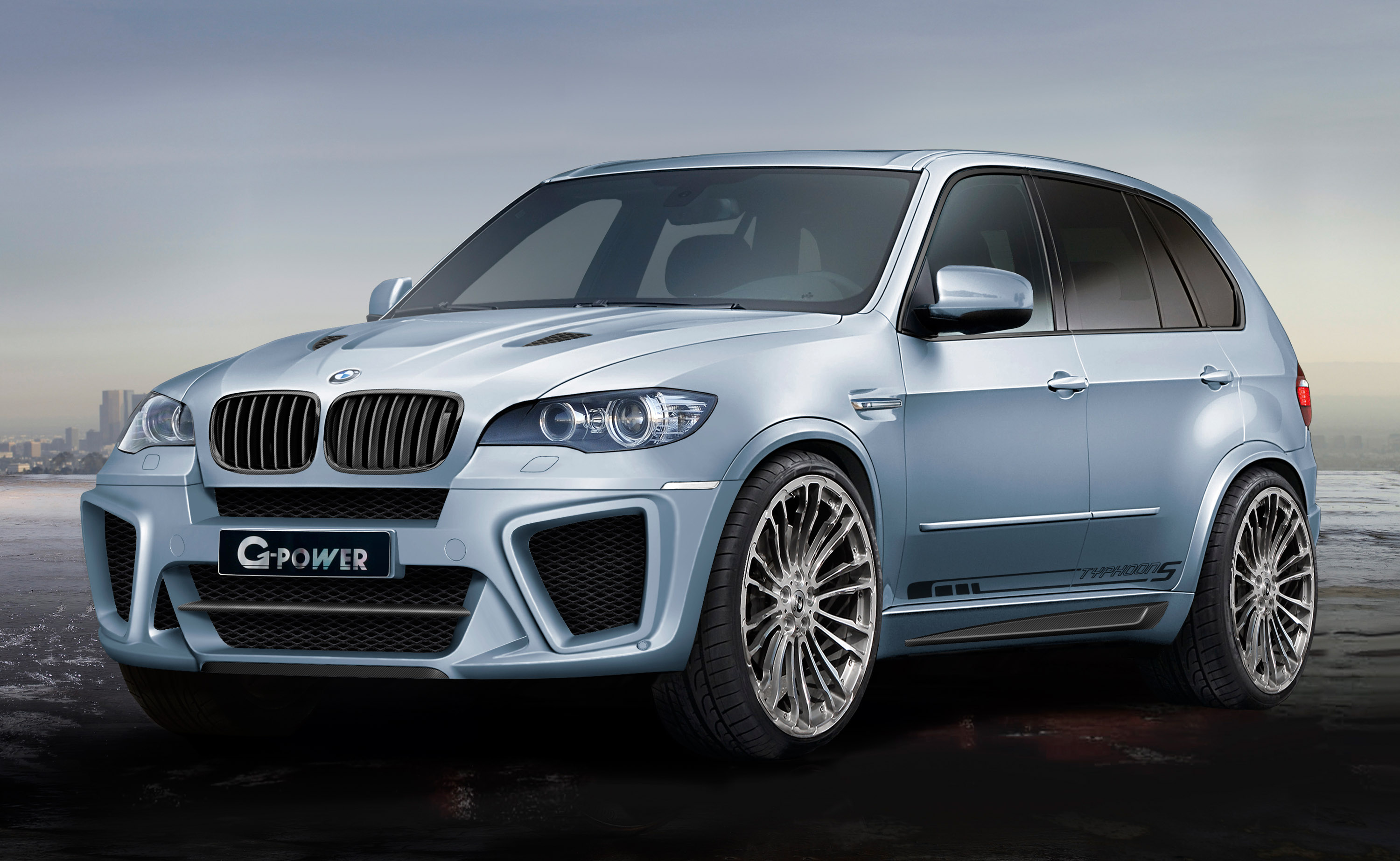 G-POWER retrofits the BMW X5 M and X6 M