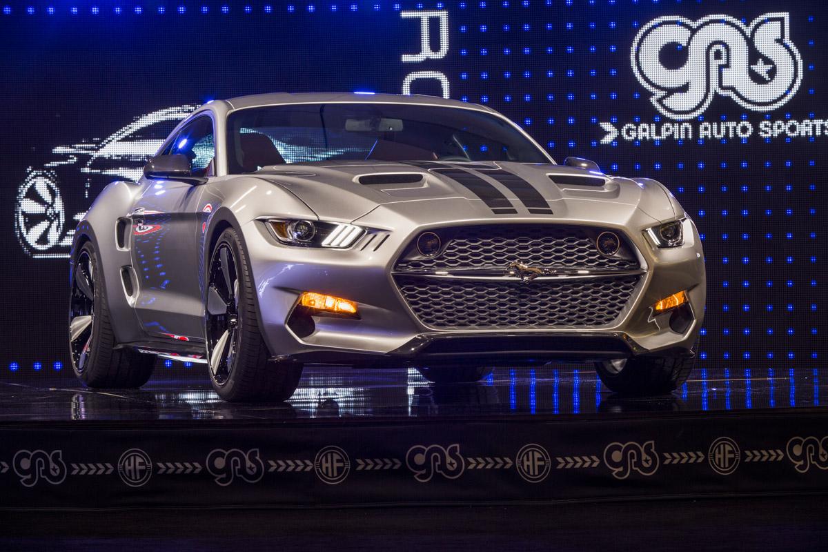 2015 Ford Mustang Galpin Rocket