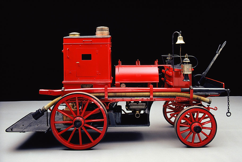 1888: Gottlieb Daimler files patent application for first ...