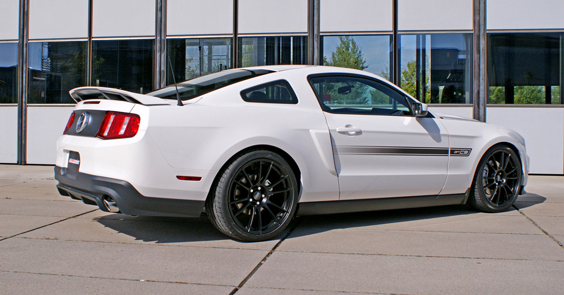 Geigercars De Charges The 2011 Mustang With Compressor Power