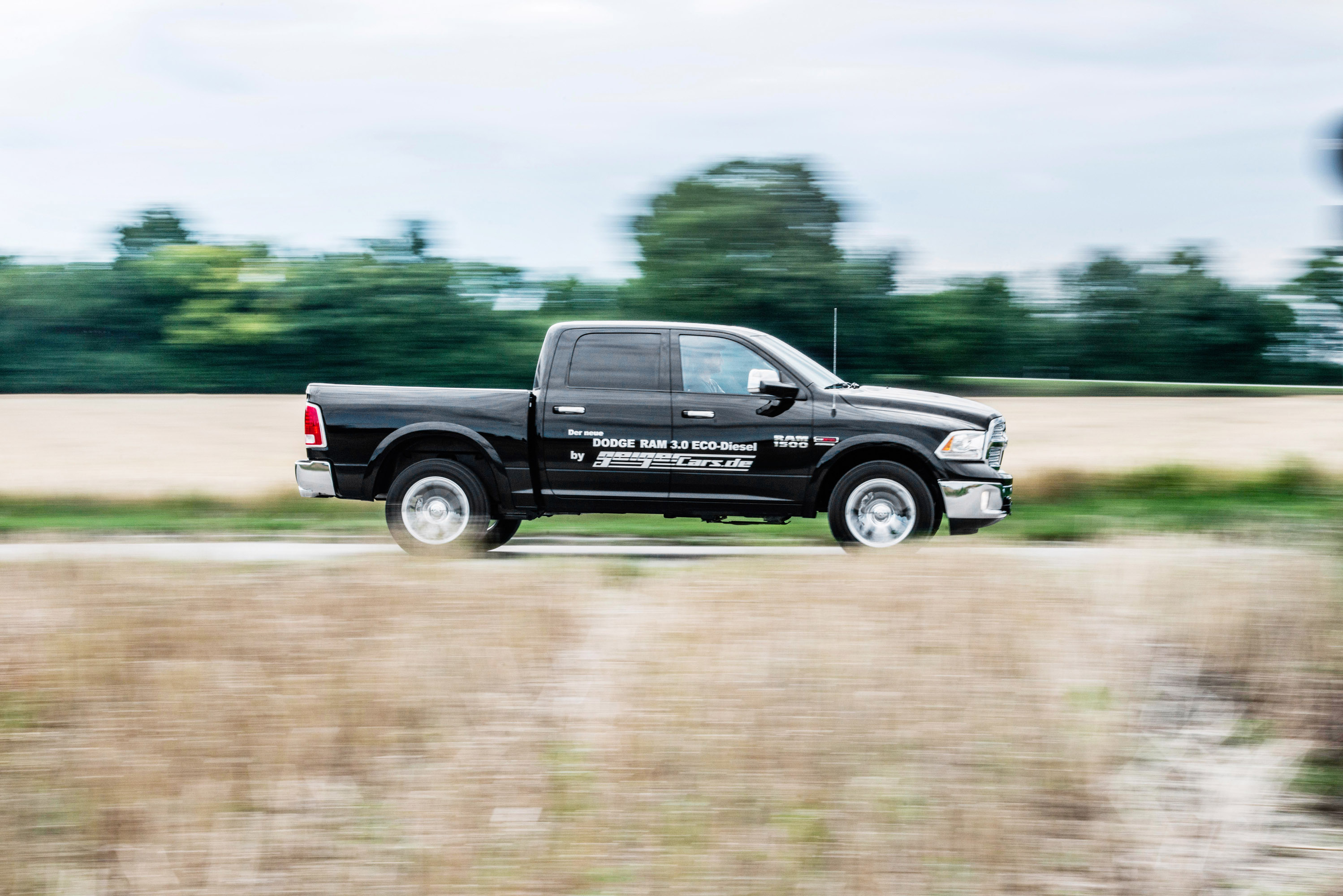 Lastcarnews Geigercars Powers Up Dodge Ram 1500 And The
