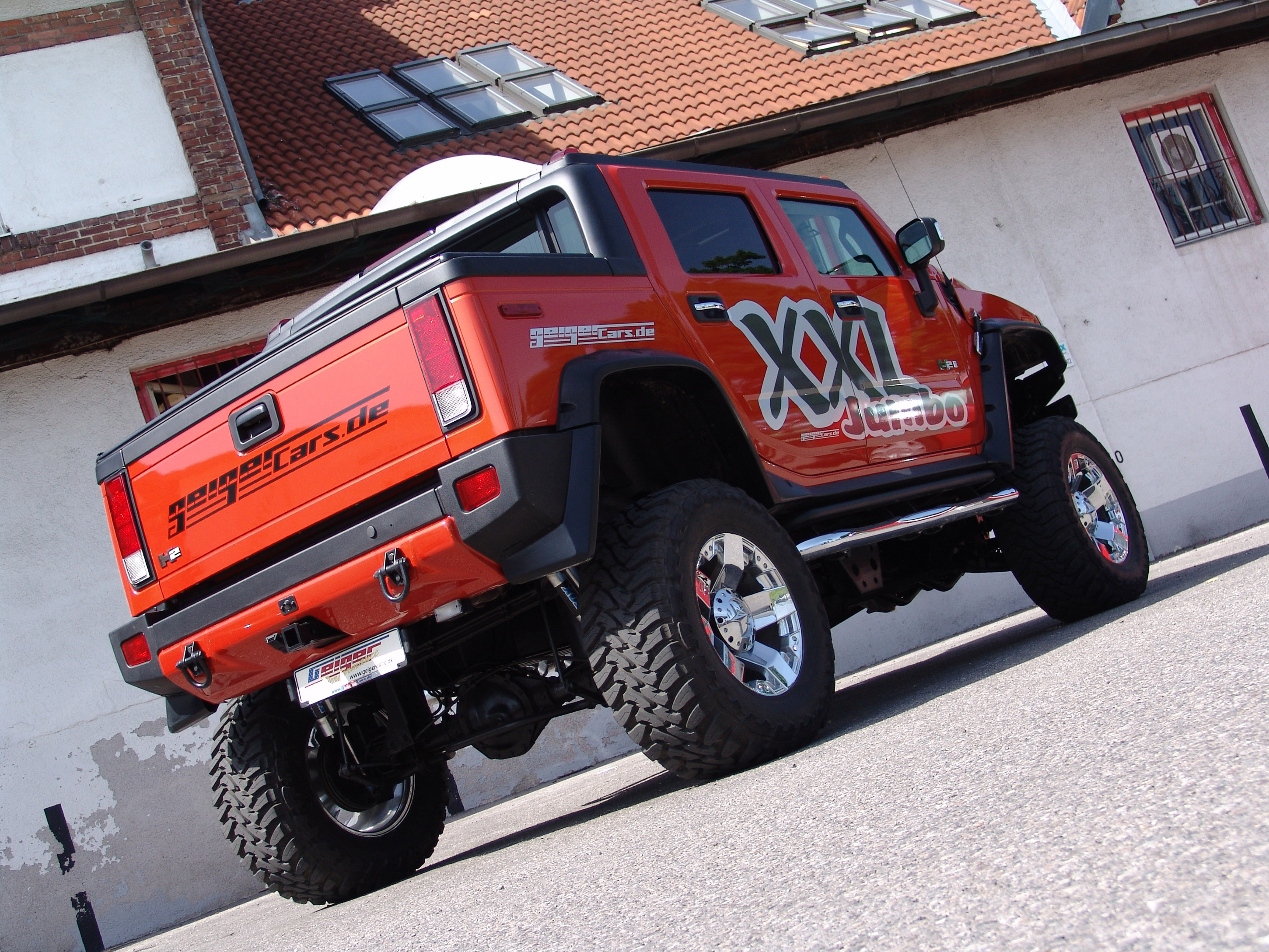 Geigercars hummer h2 sut jumbo xxl picture 18542 geigercars hummer h2 sut jumbo xxl vanachro Gallery