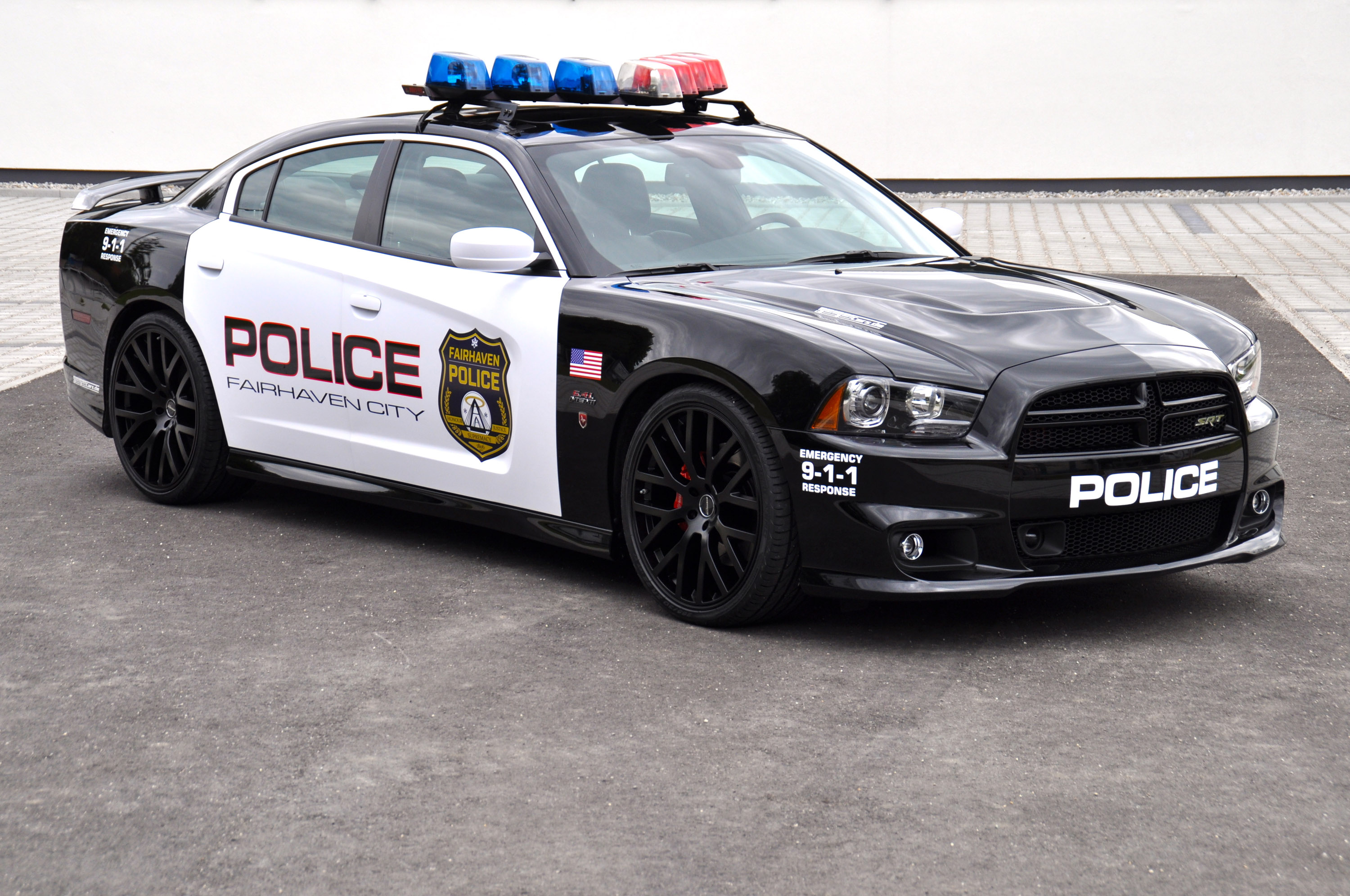 Geigercars Police Dodge Charger Srt8 Picture 81242