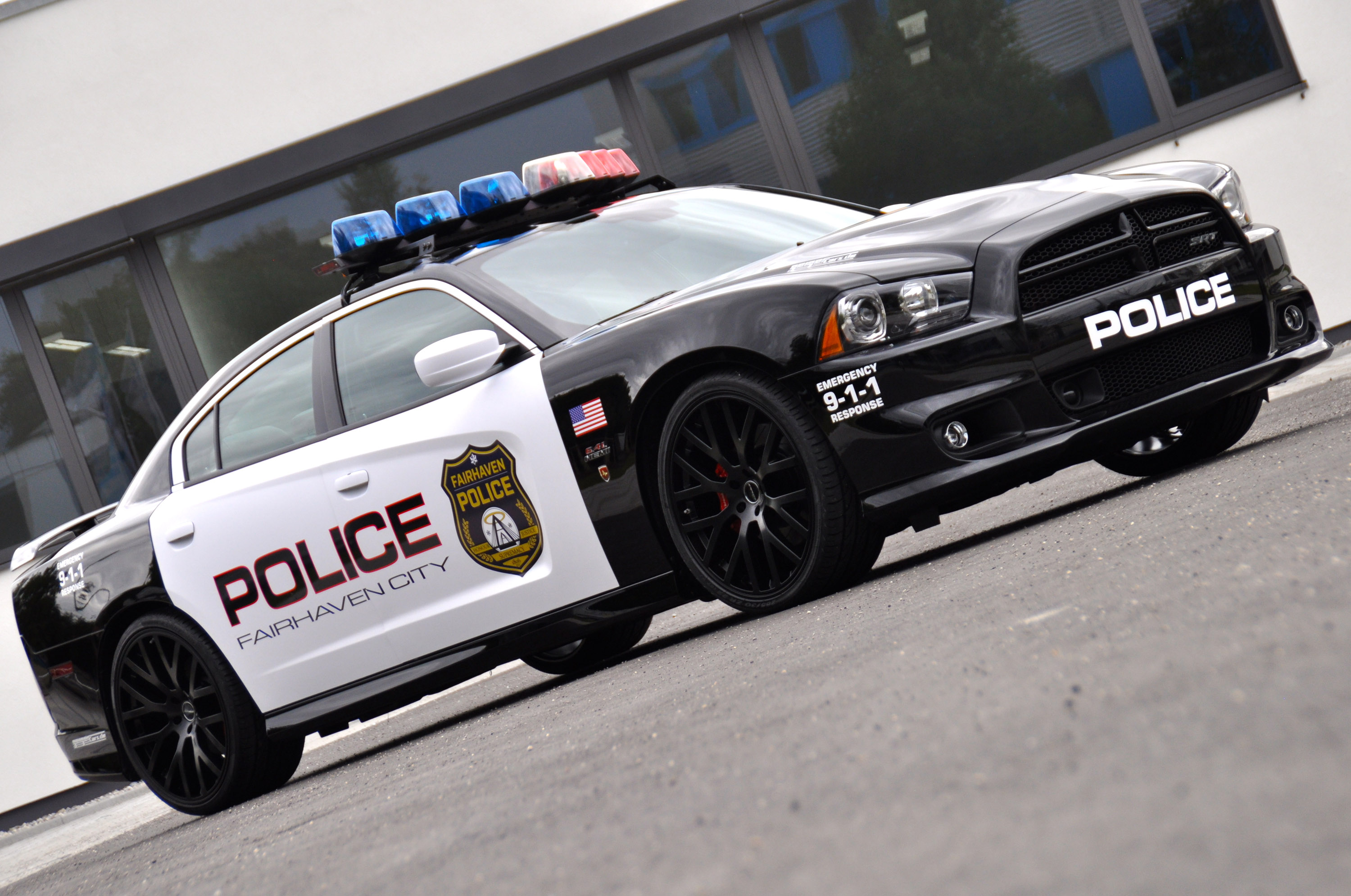 Geigercars Police Dodge Charger SRT8 - Picture 81245