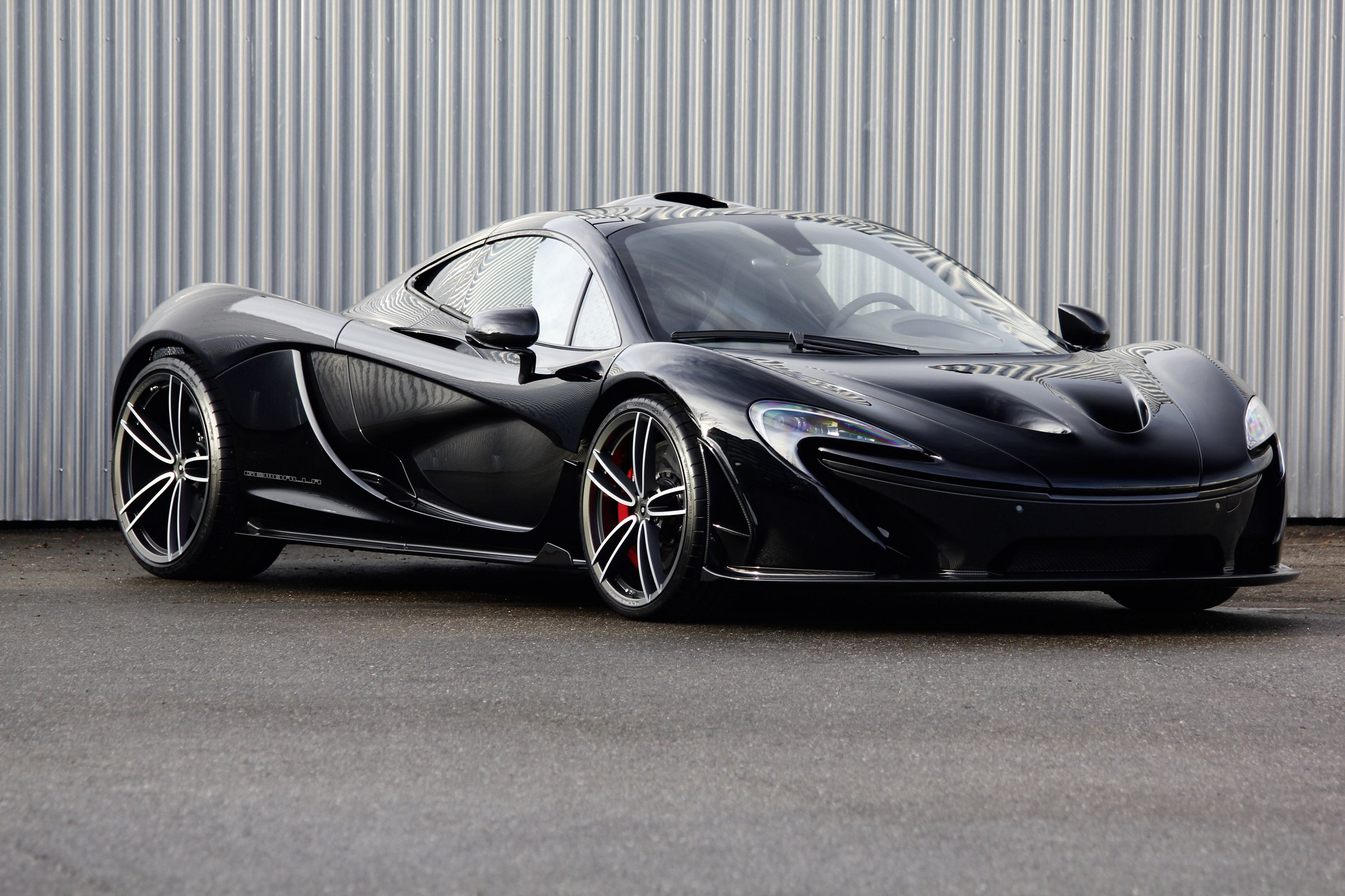 Gemballa With The First Ever Wheels For The Mclaren