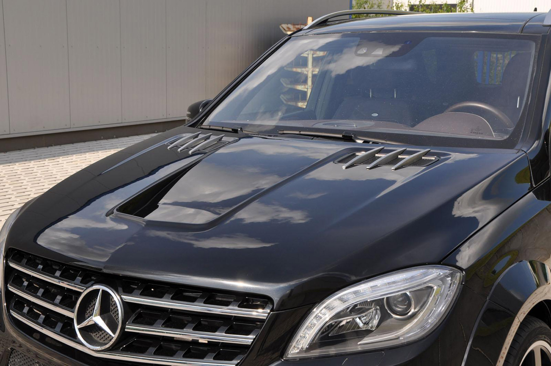 german special customs 2013 mercedes
