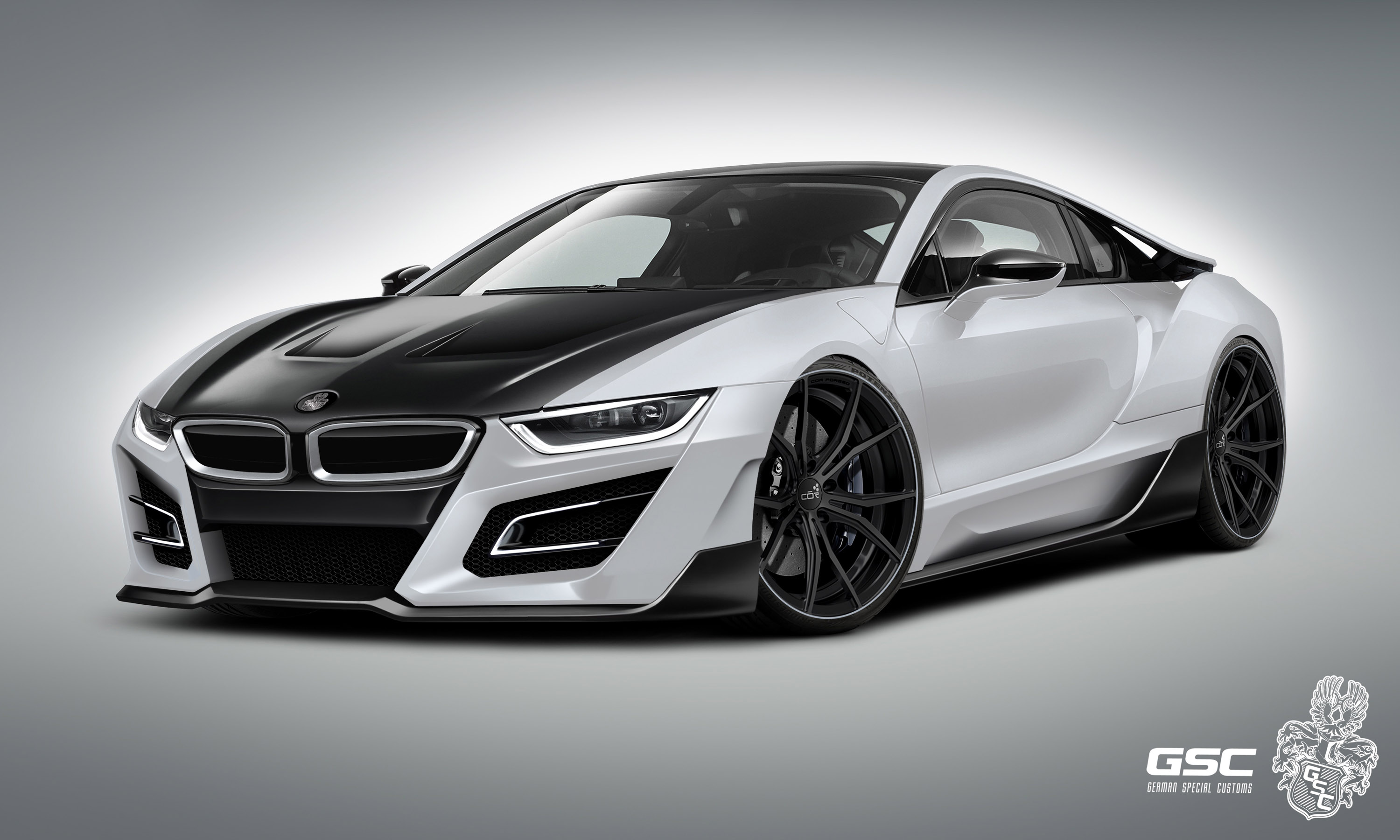 Worksheet. German Special Customs Previews the BMW i8 iTRON