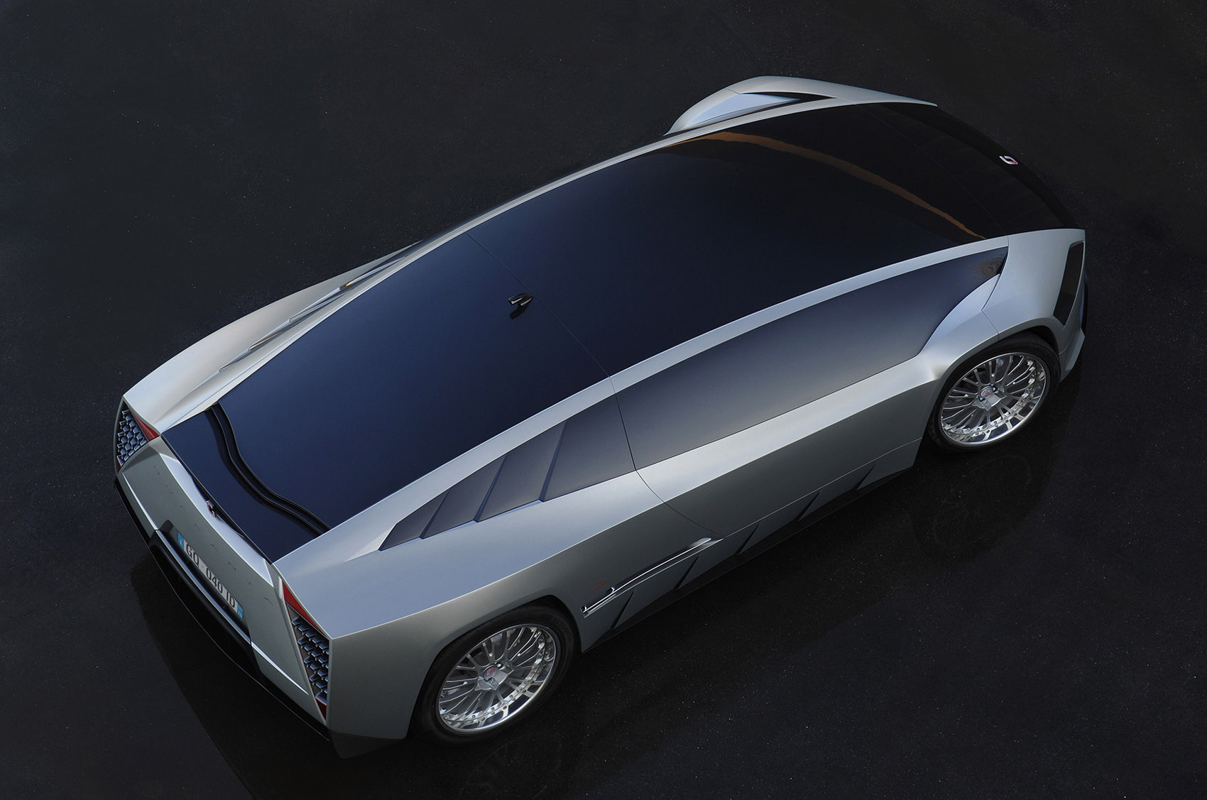 Nissan nv2500 concept picture 11316 italdesign giugiaro quaranta vanachro Images