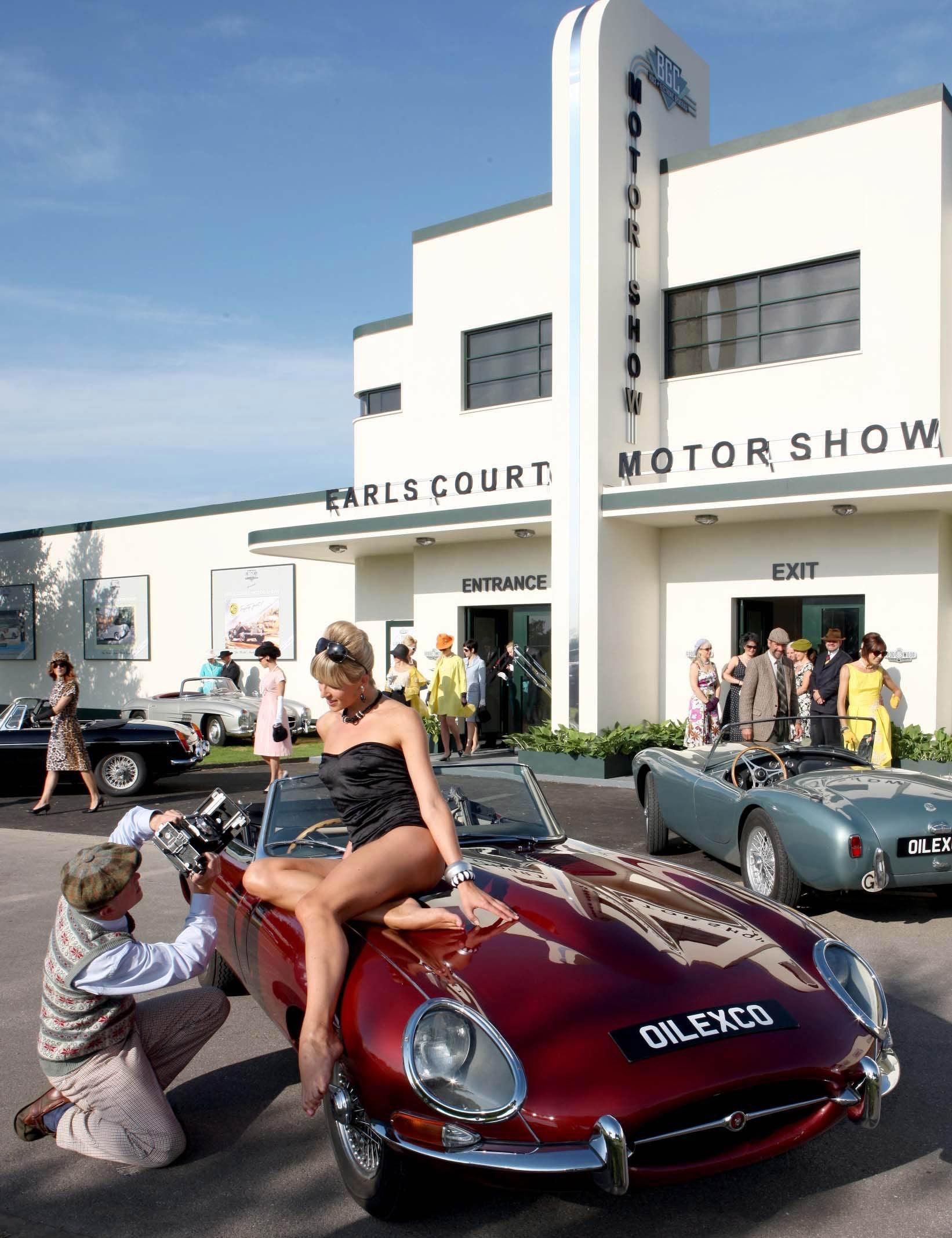 Goodwood Alternative Motor Show