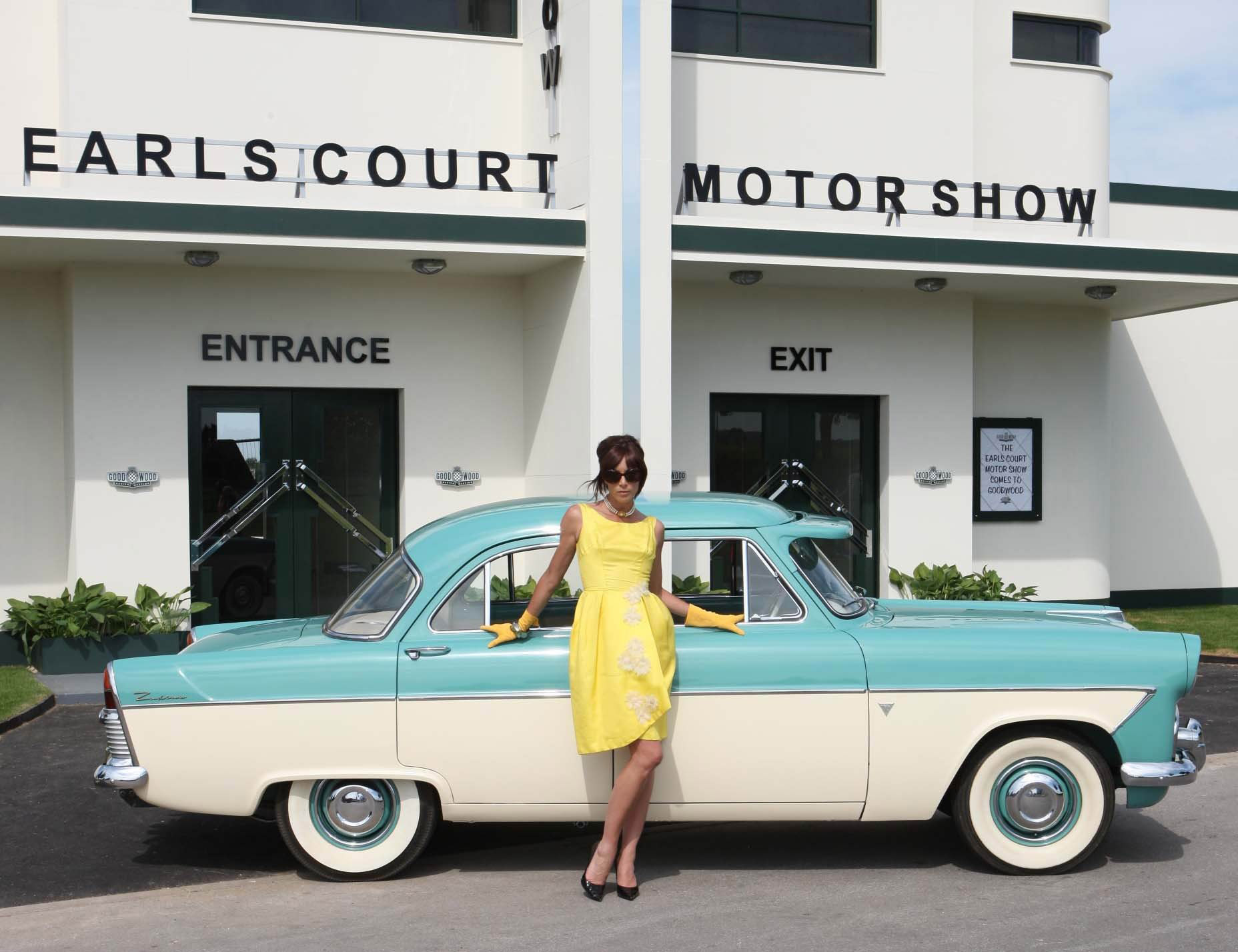 Goodwood alternative motor show & Goodwood announces an alternative motor show at the revival as earls ...