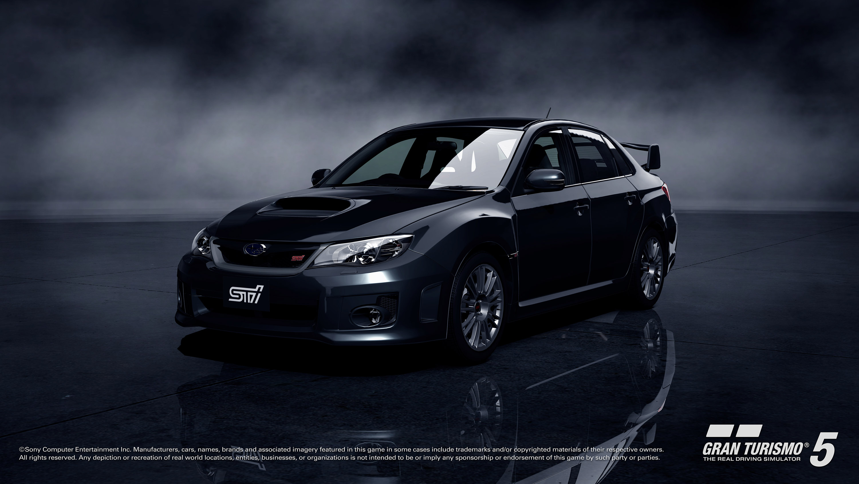 Subaru impreza wrx sti 4 door sedan star in granturismo 5 granturismo5 subaru impreza wrx sti sedan vanachro Images