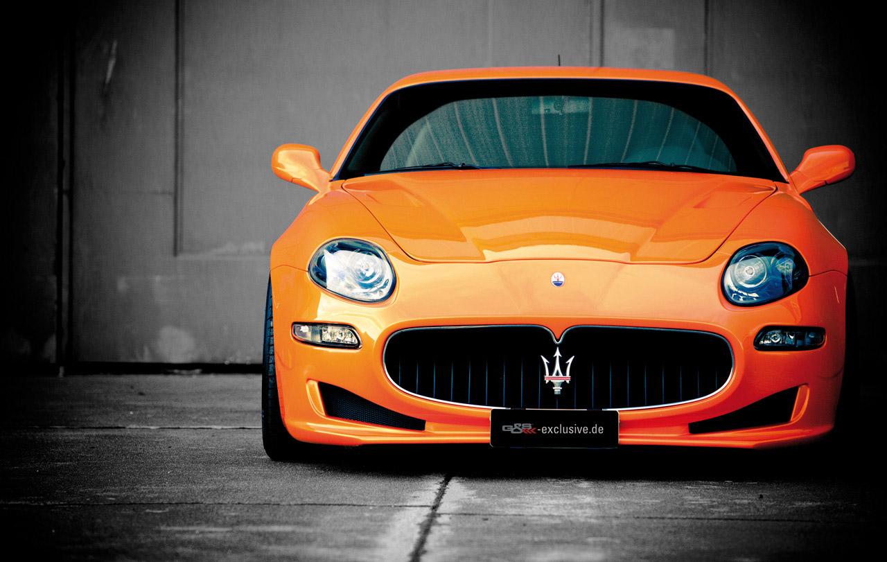 GS Exclusive Maserati 4200 Evo
