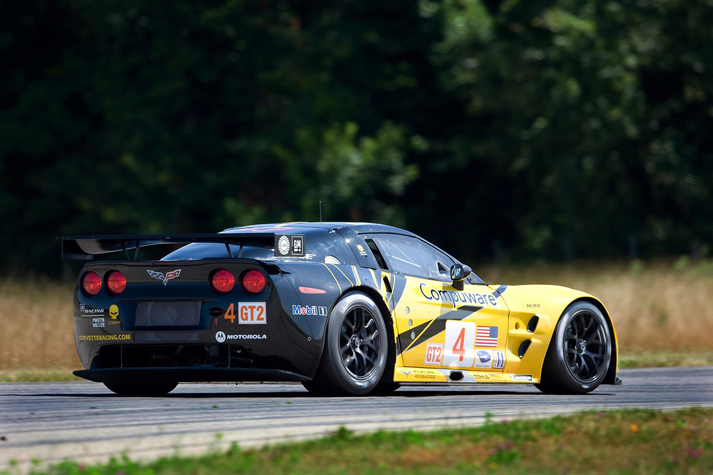 Corvette Racing Next-Generation C6.R