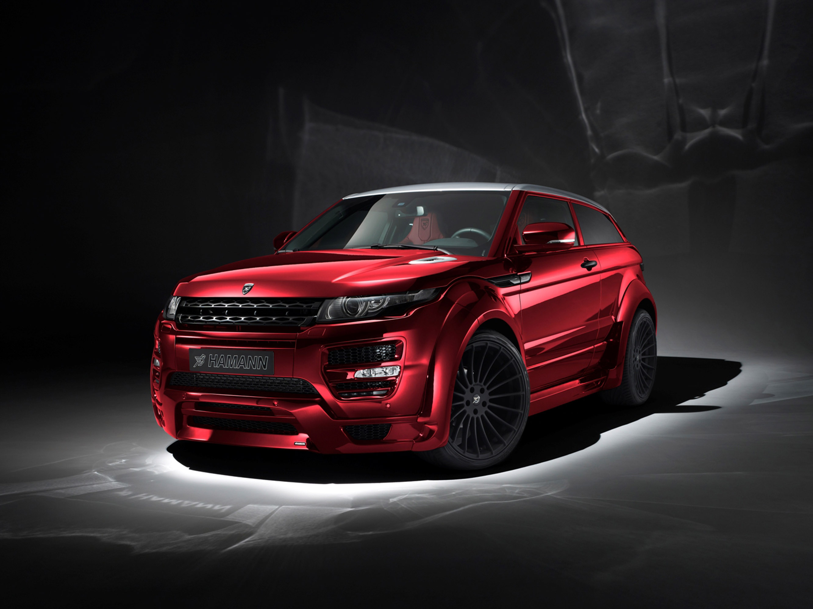 hamann range rover evoque. Black Bedroom Furniture Sets. Home Design Ideas