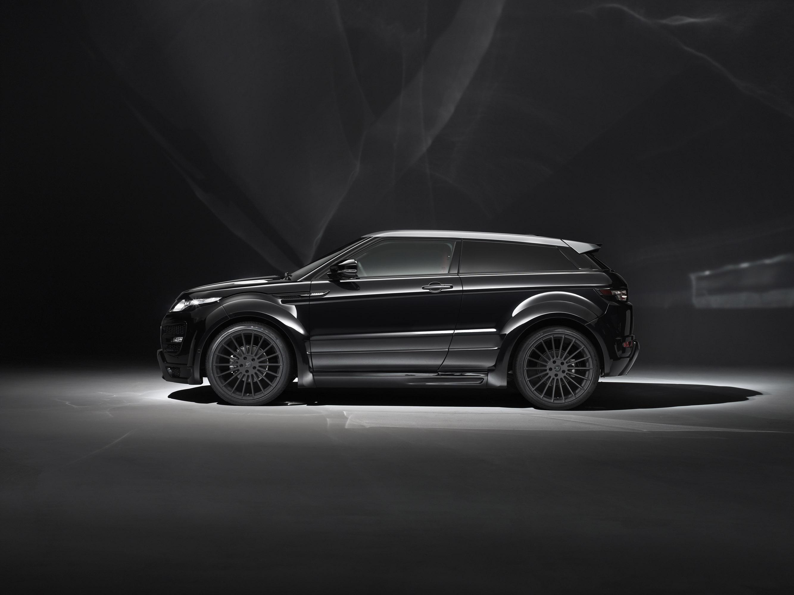 hamann 2012 range rover evoque picture 71205. Black Bedroom Furniture Sets. Home Design Ideas