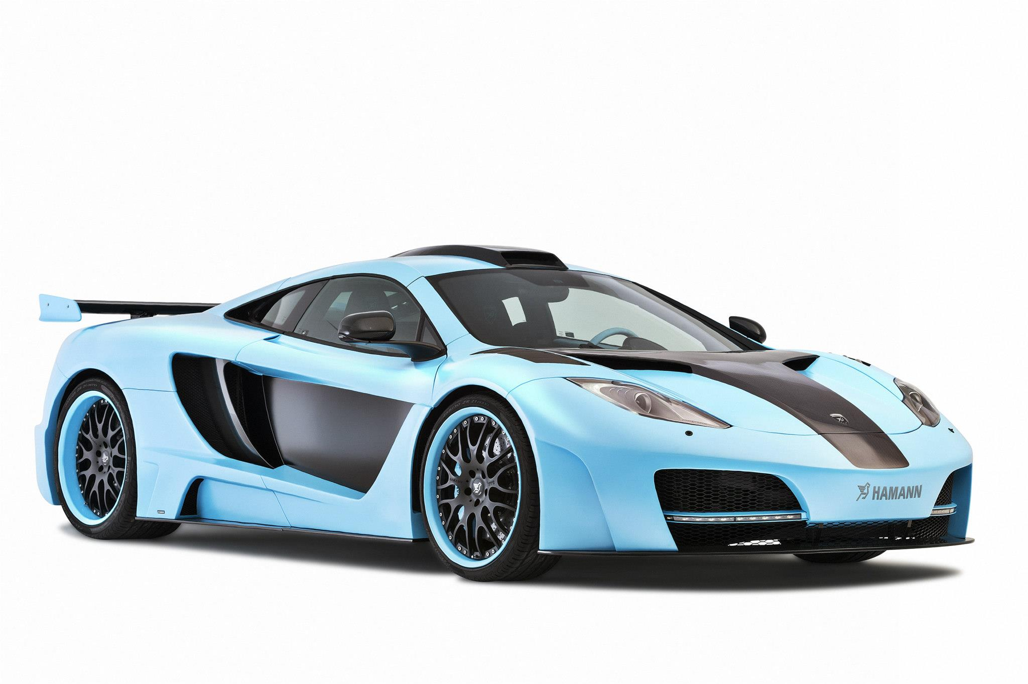 Triple C Auto >> Hamann Blue MemoR McLaren MP4-12C