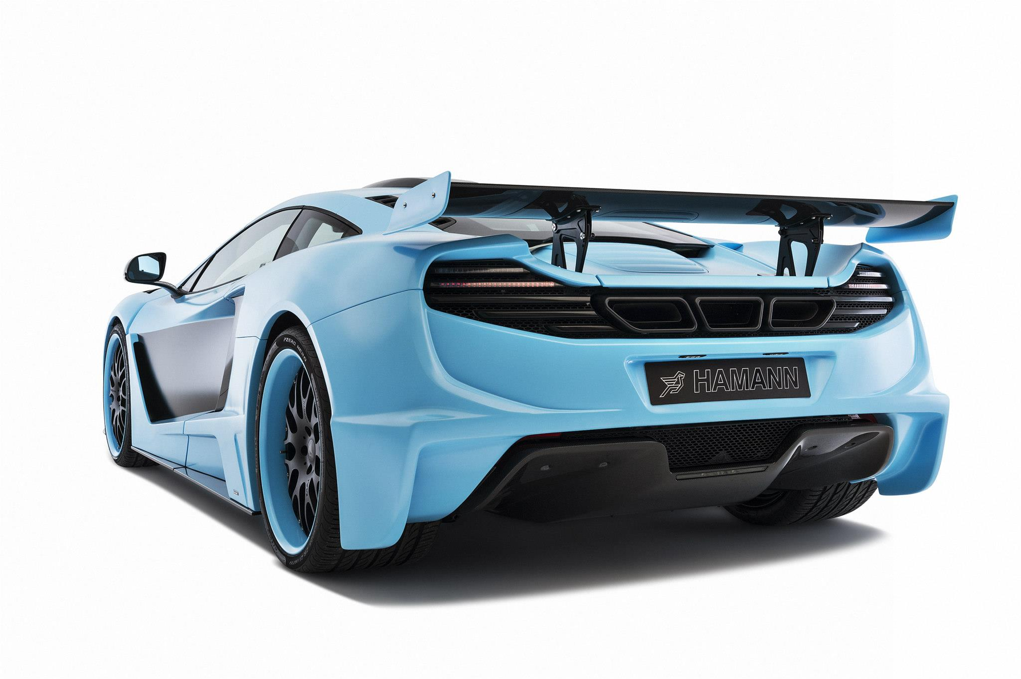 hamann blue memor mclaren mp4-12c - picture 80030
