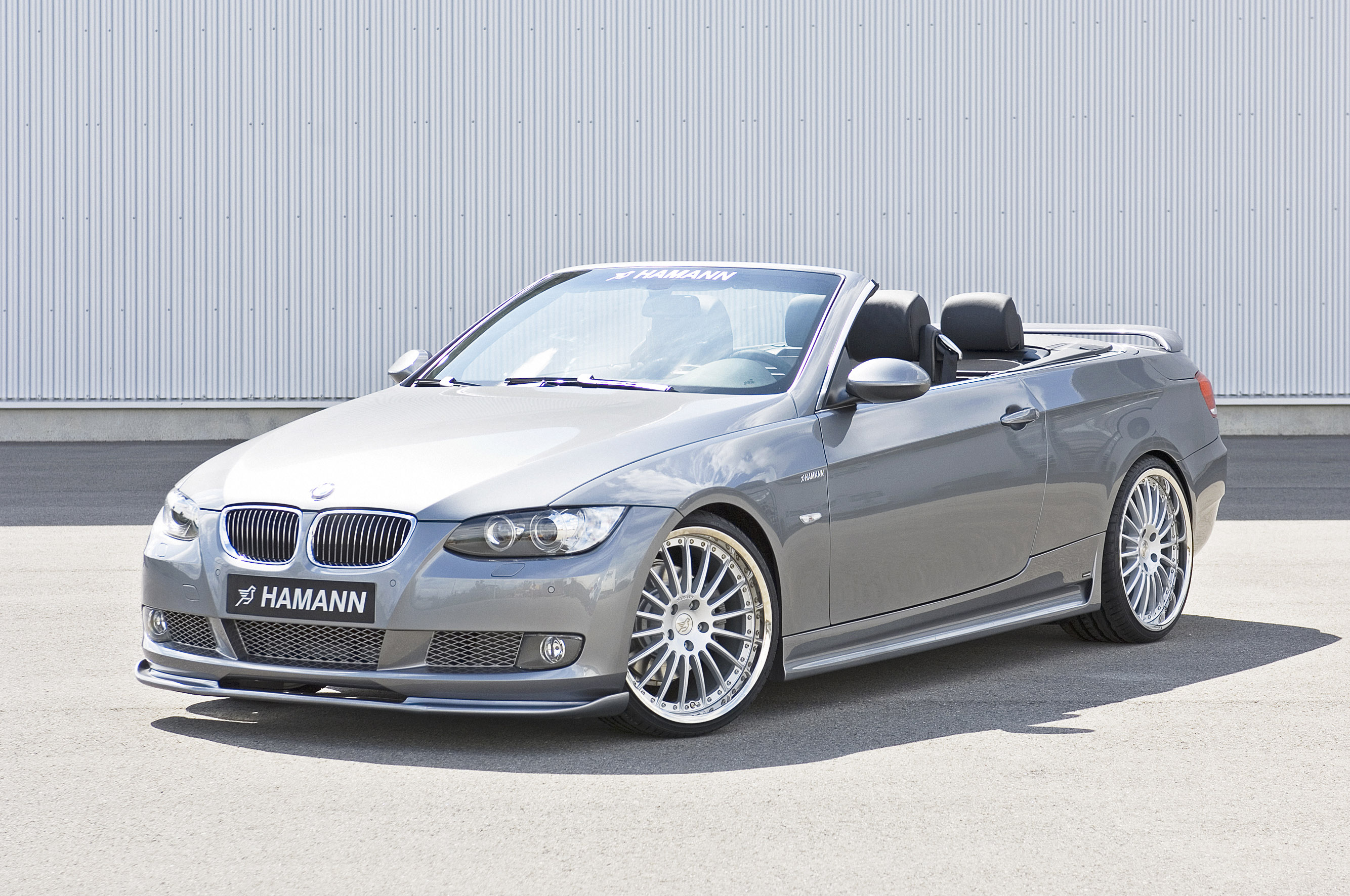 hamann bmw 3er series cabrio. Black Bedroom Furniture Sets. Home Design Ideas