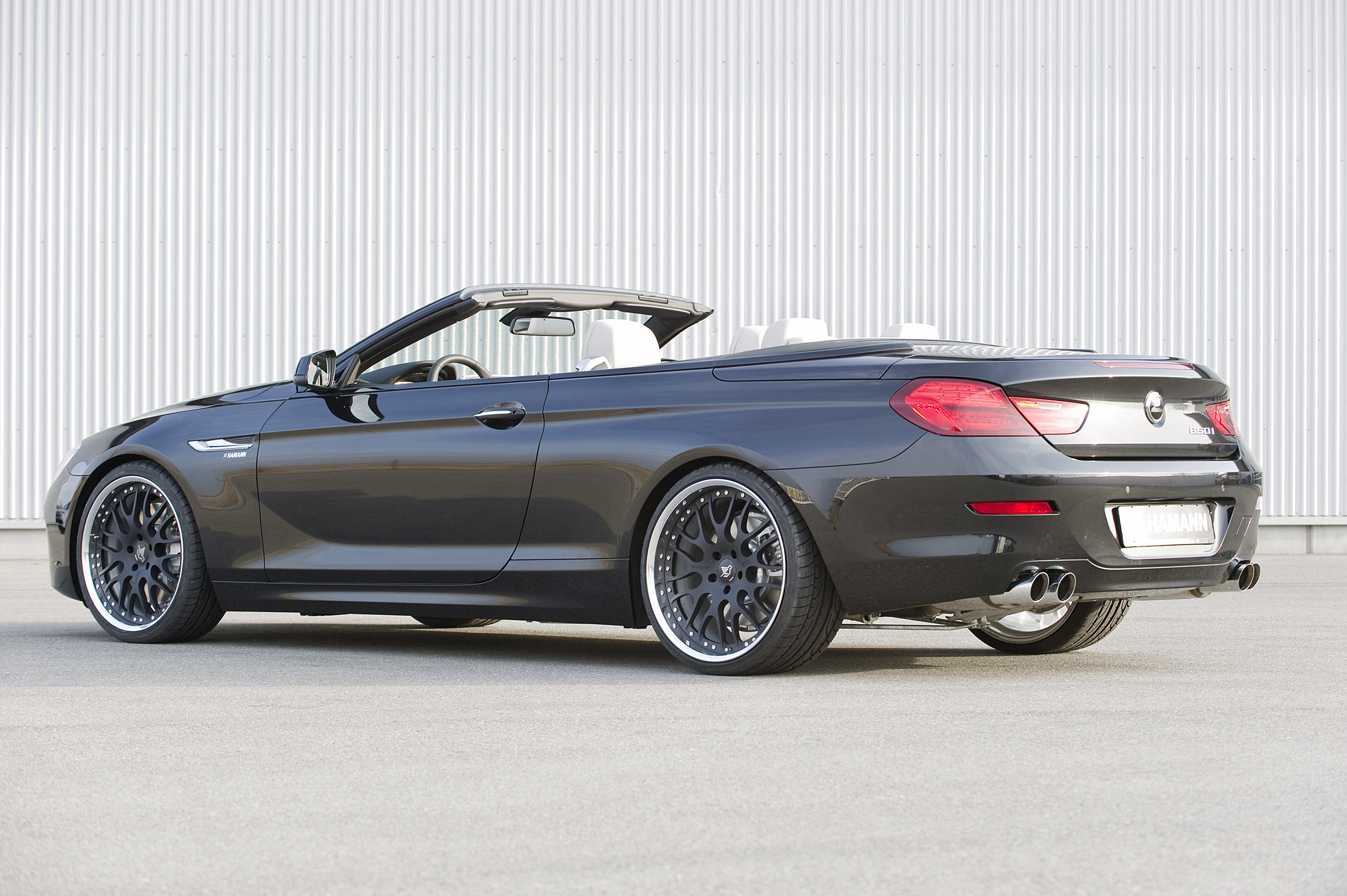 hamann bmw 6 series cabrio f12 picture 55901. Black Bedroom Furniture Sets. Home Design Ideas
