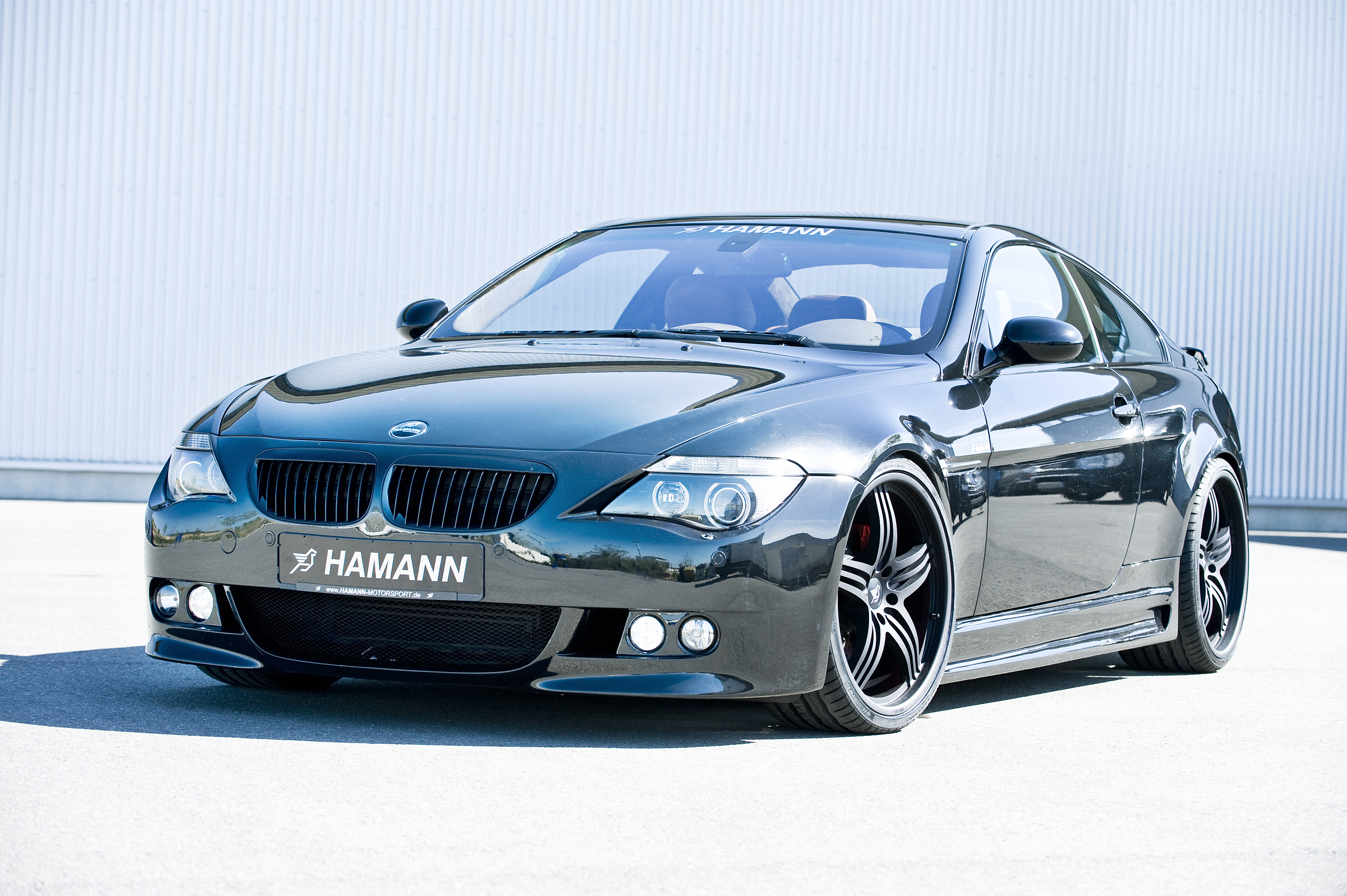 Hamann Bmw 6 Series - Picture 5026