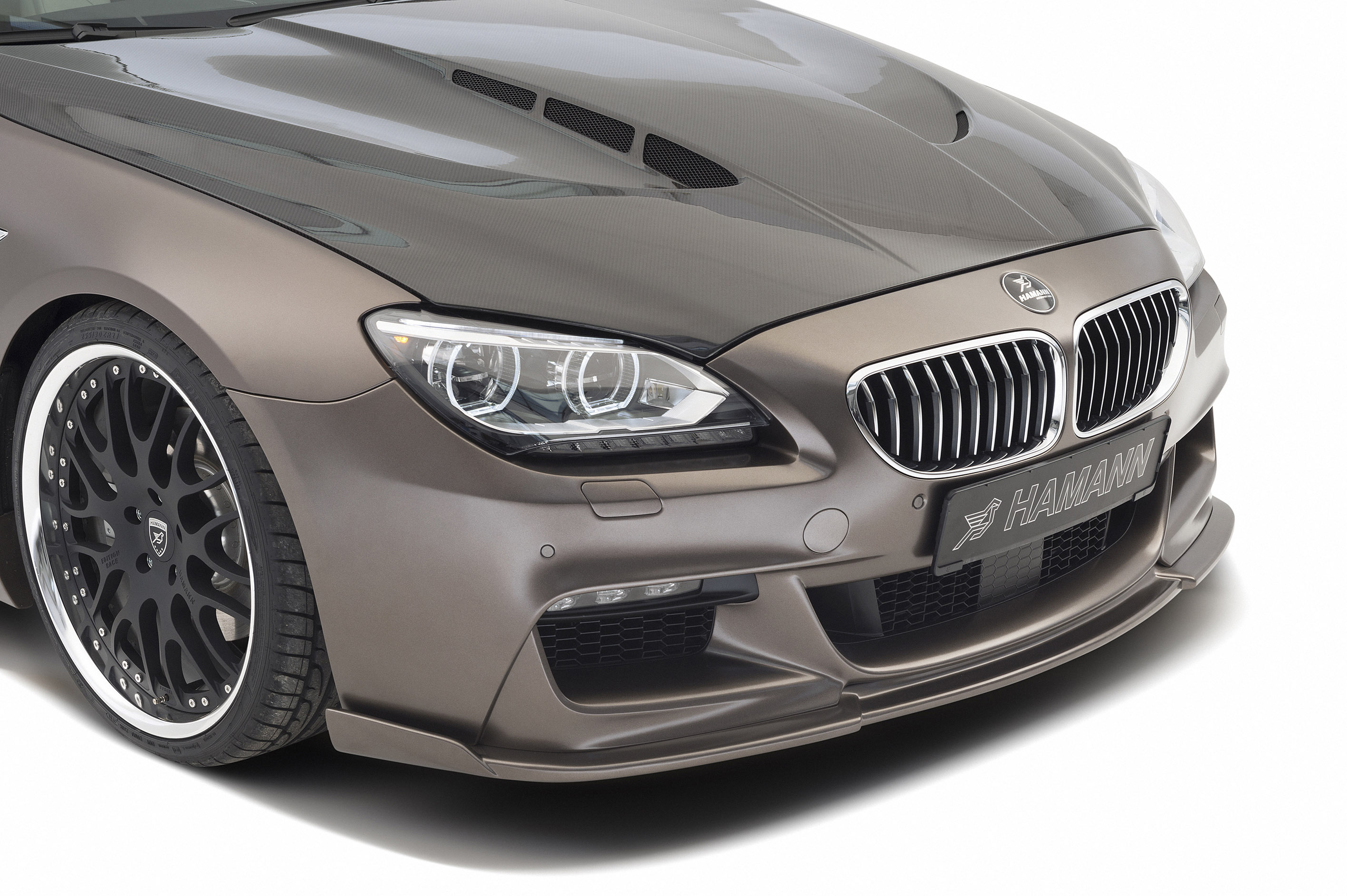 Hamann Bmw 6 Series Gran Coupe F06 M Package