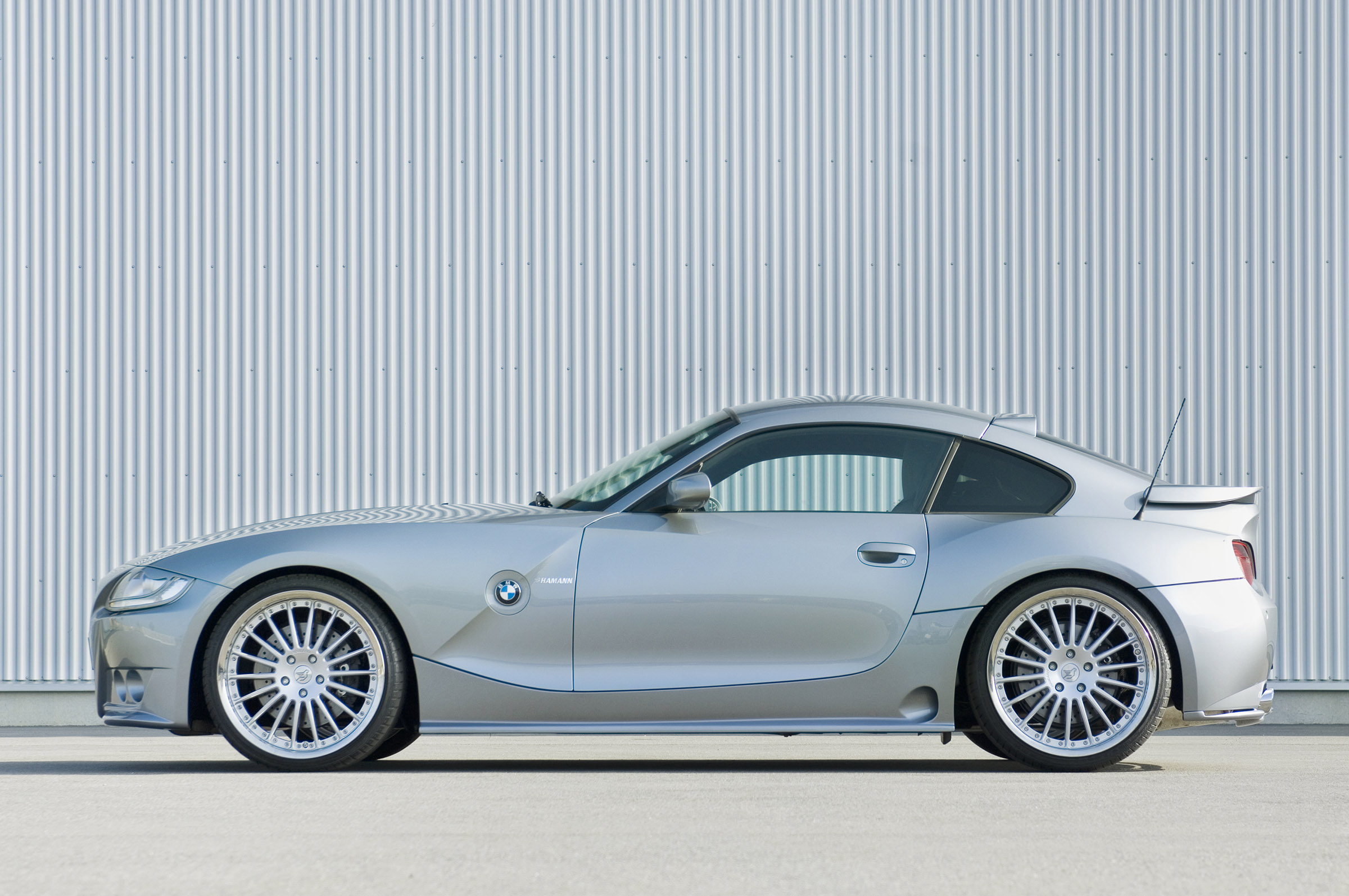 Hamann Bmw Z4 M Coupe Picture 17140