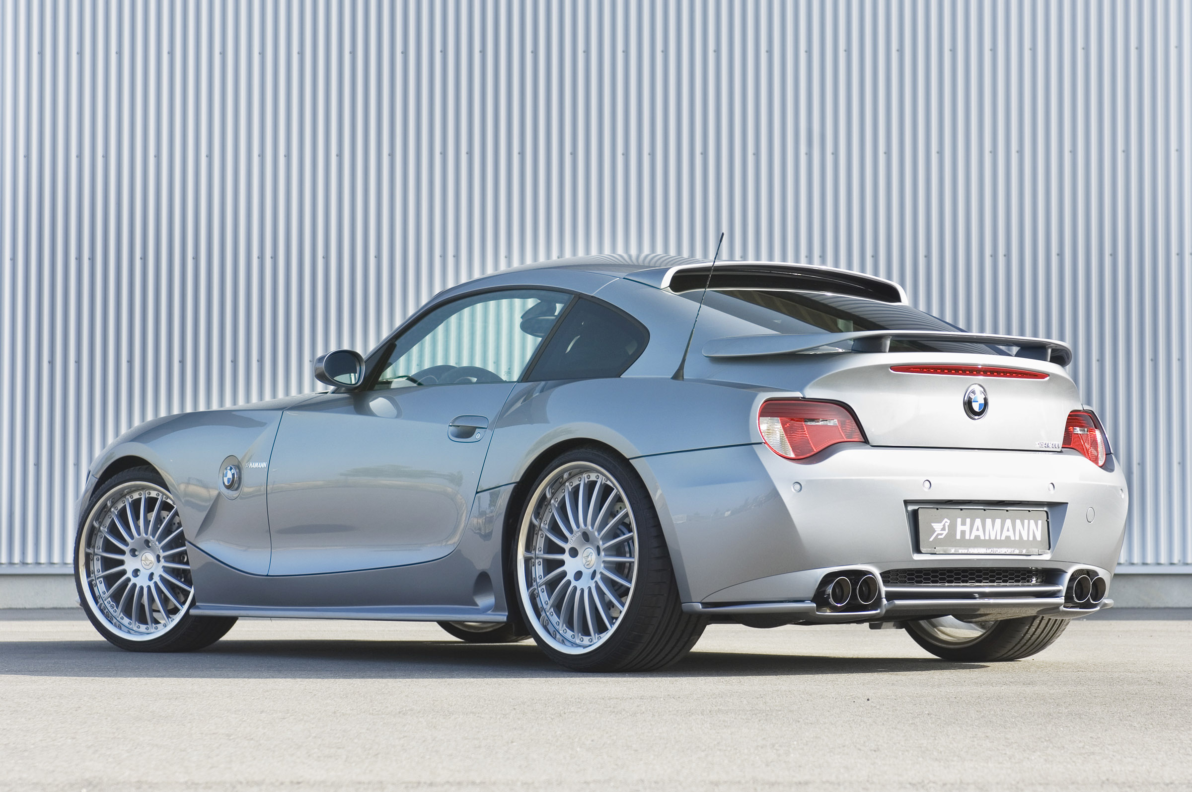 Hamann Bmw Z4 M Coupe Picture 17139