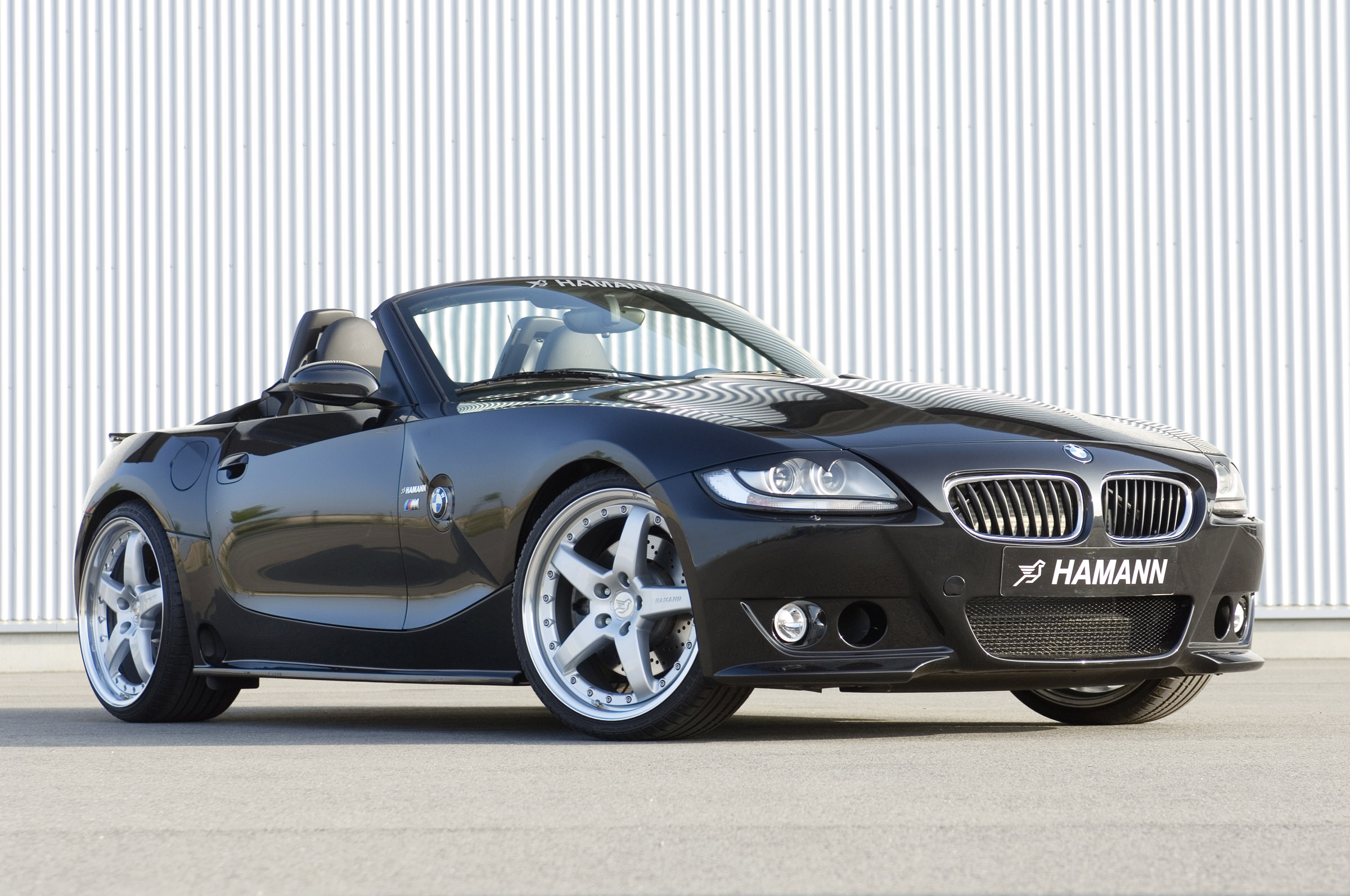 Hamann Bmw Z4 M Roadster Picture 17120