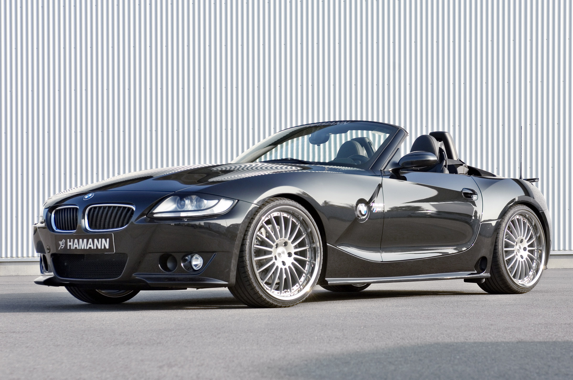 HAMANN BMW Z4 M Roadster - Picture 17117