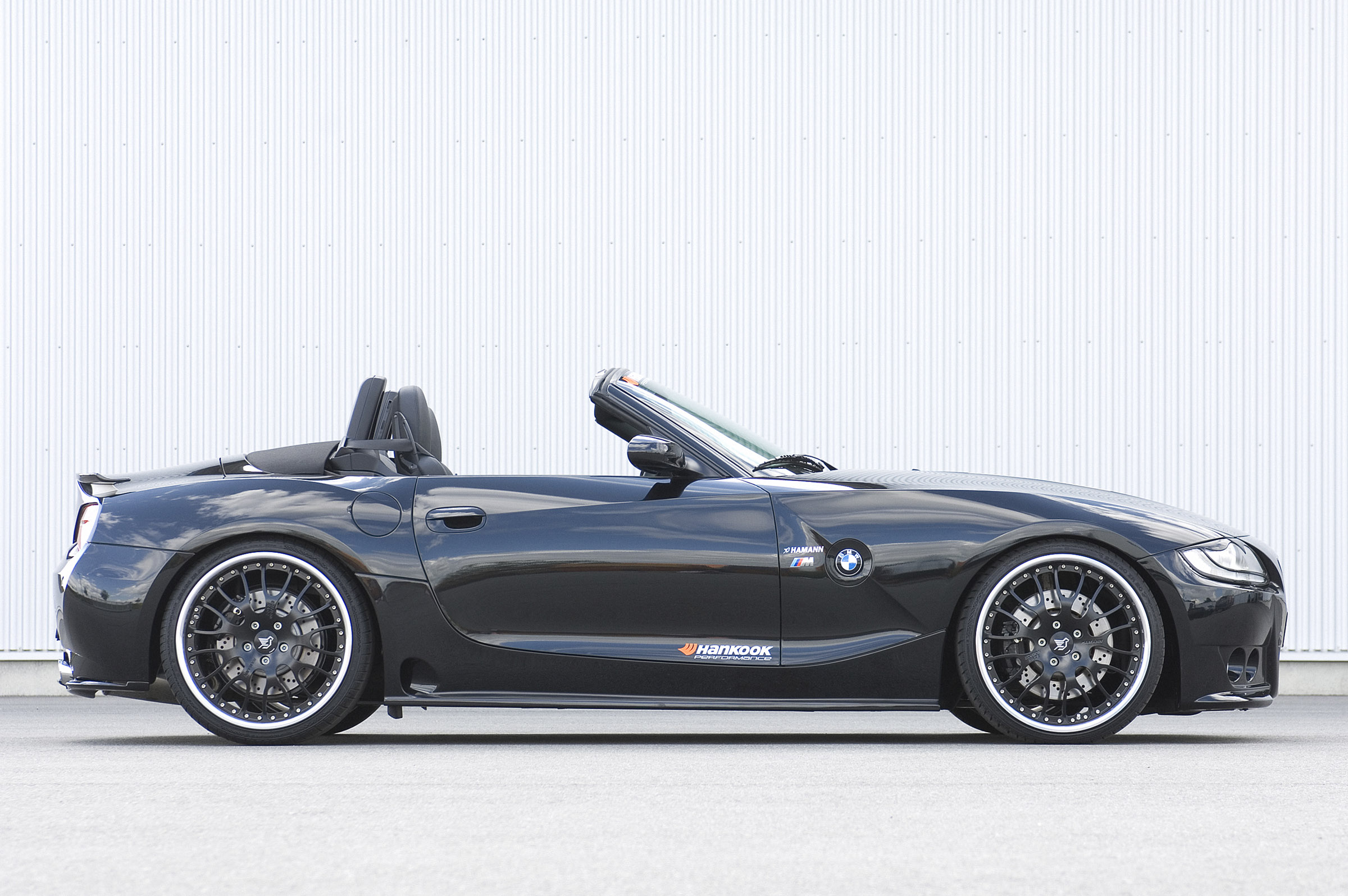 HAMANN BMW Z4 M Roadster - Picture 17111