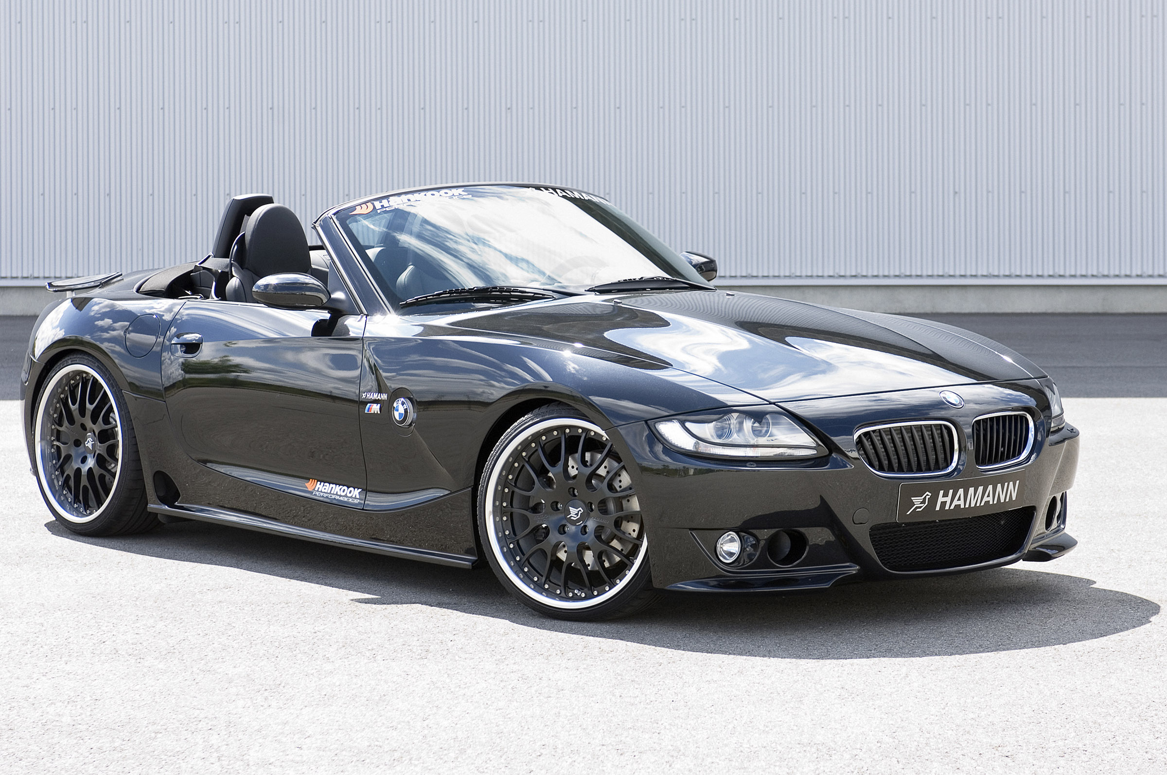 Hamann Bmw Z M Roadster on 2007 ford focus radio
