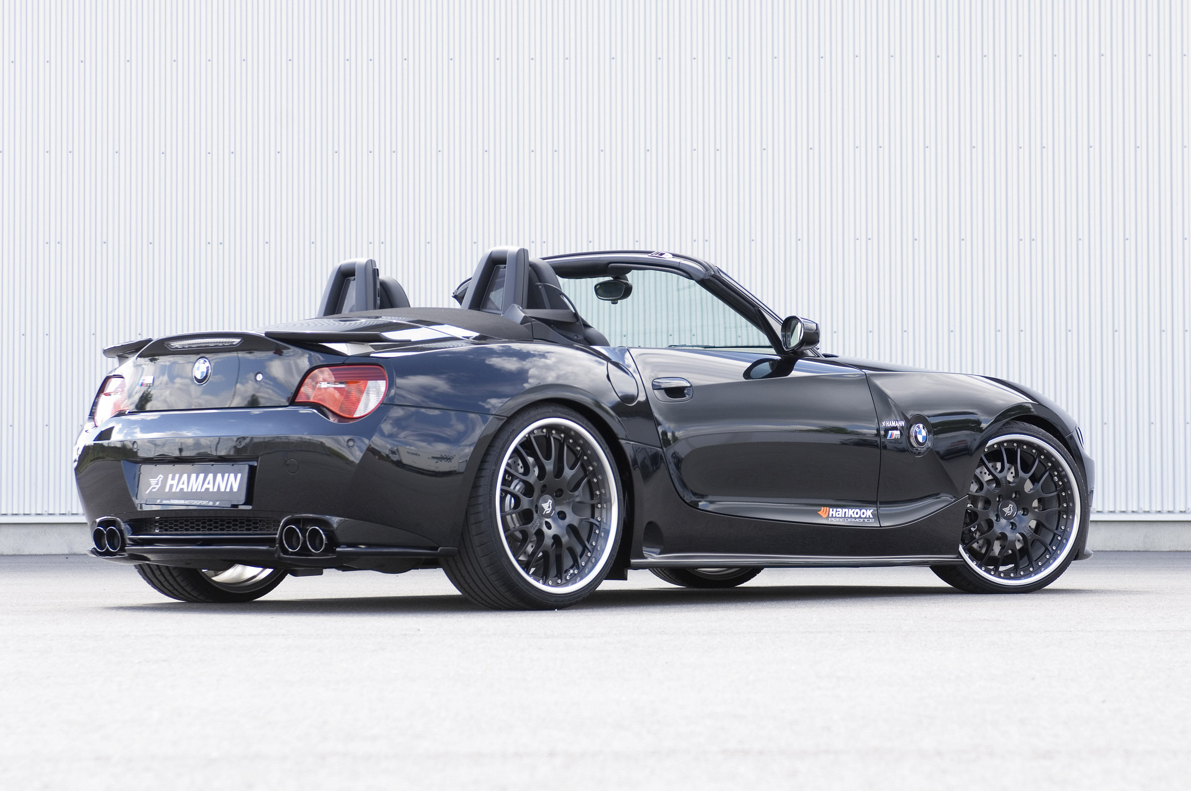 Hamann Bmw Z4 M Roadster Picture 17107