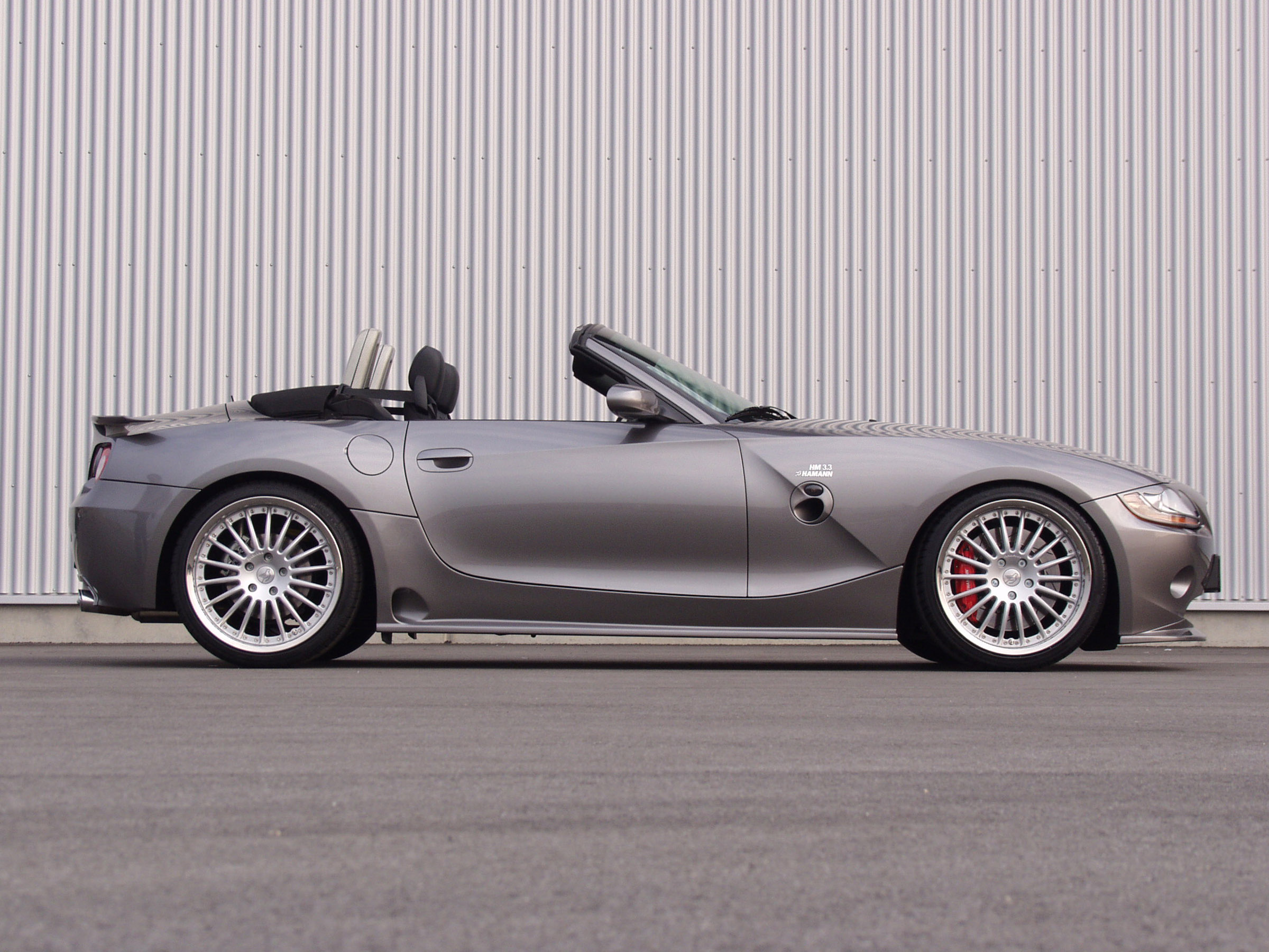 BMW Concept 7 Series ActiveHybrid · HAMANN BMW Z4 Roadster